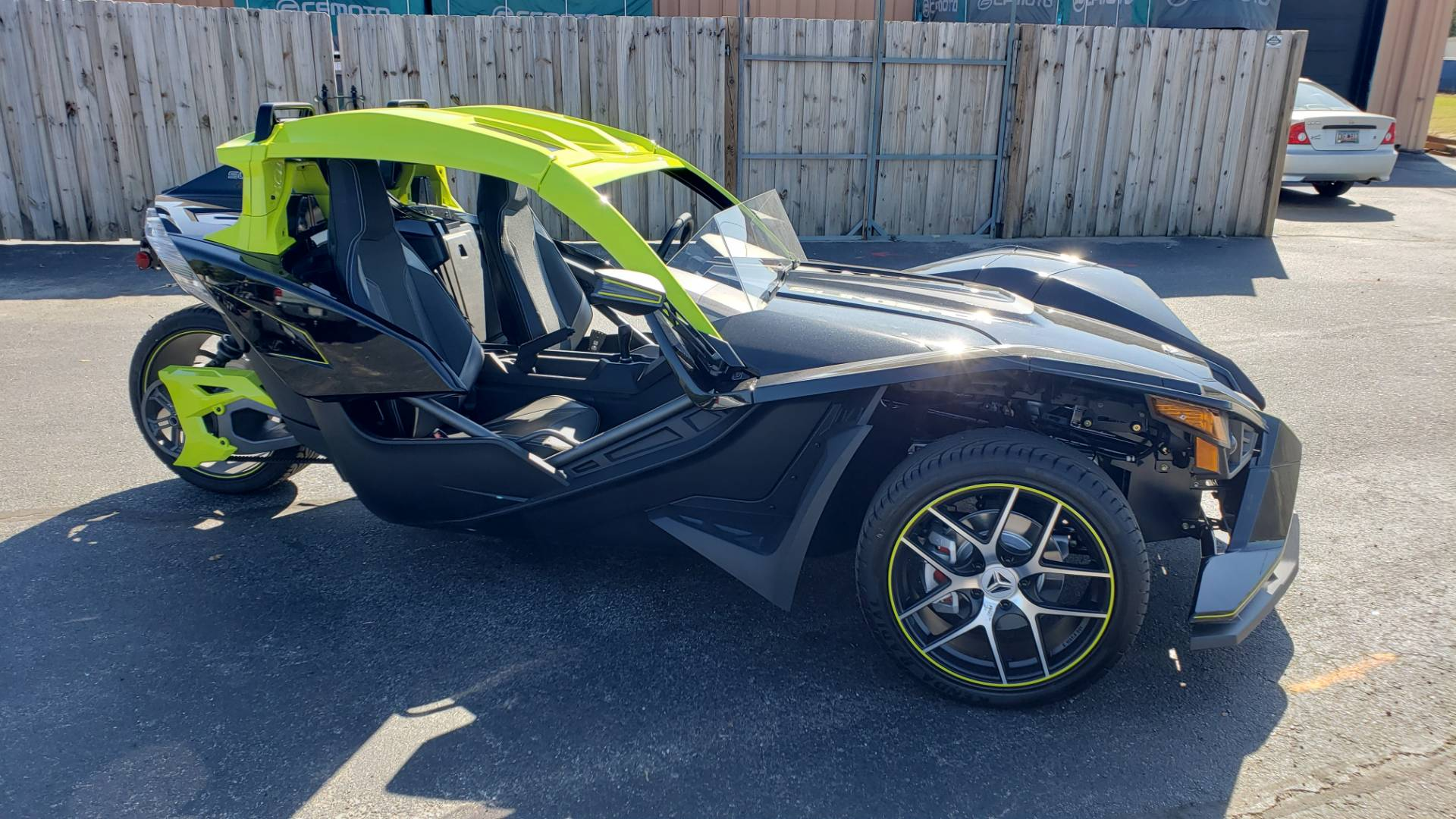 2019 Slingshot Slingshot SL in Greer, South Carolina - Photo 18
