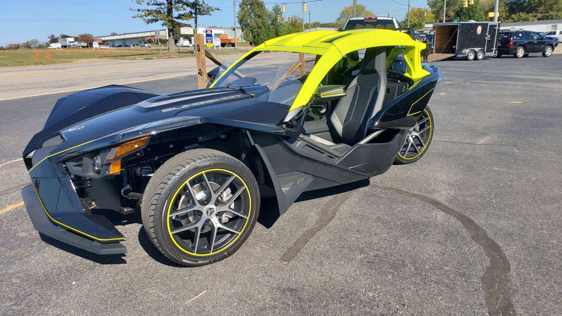 2019 Slingshot Slingshot SL in Greer, South Carolina - Photo 2