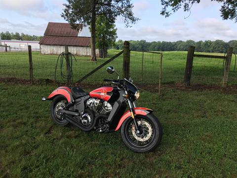2017 Indian Munro Special Scout Custom in Greer, South Carolina