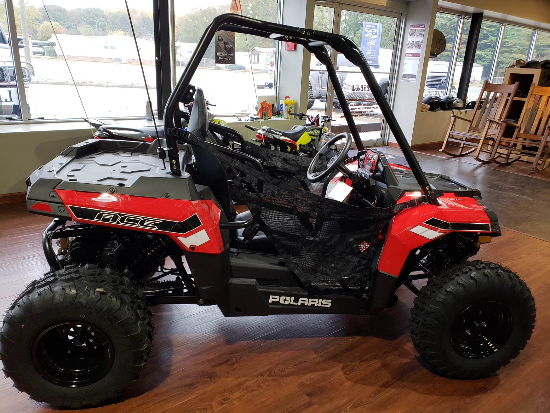 2018 Polaris Ace 150 EFI 2