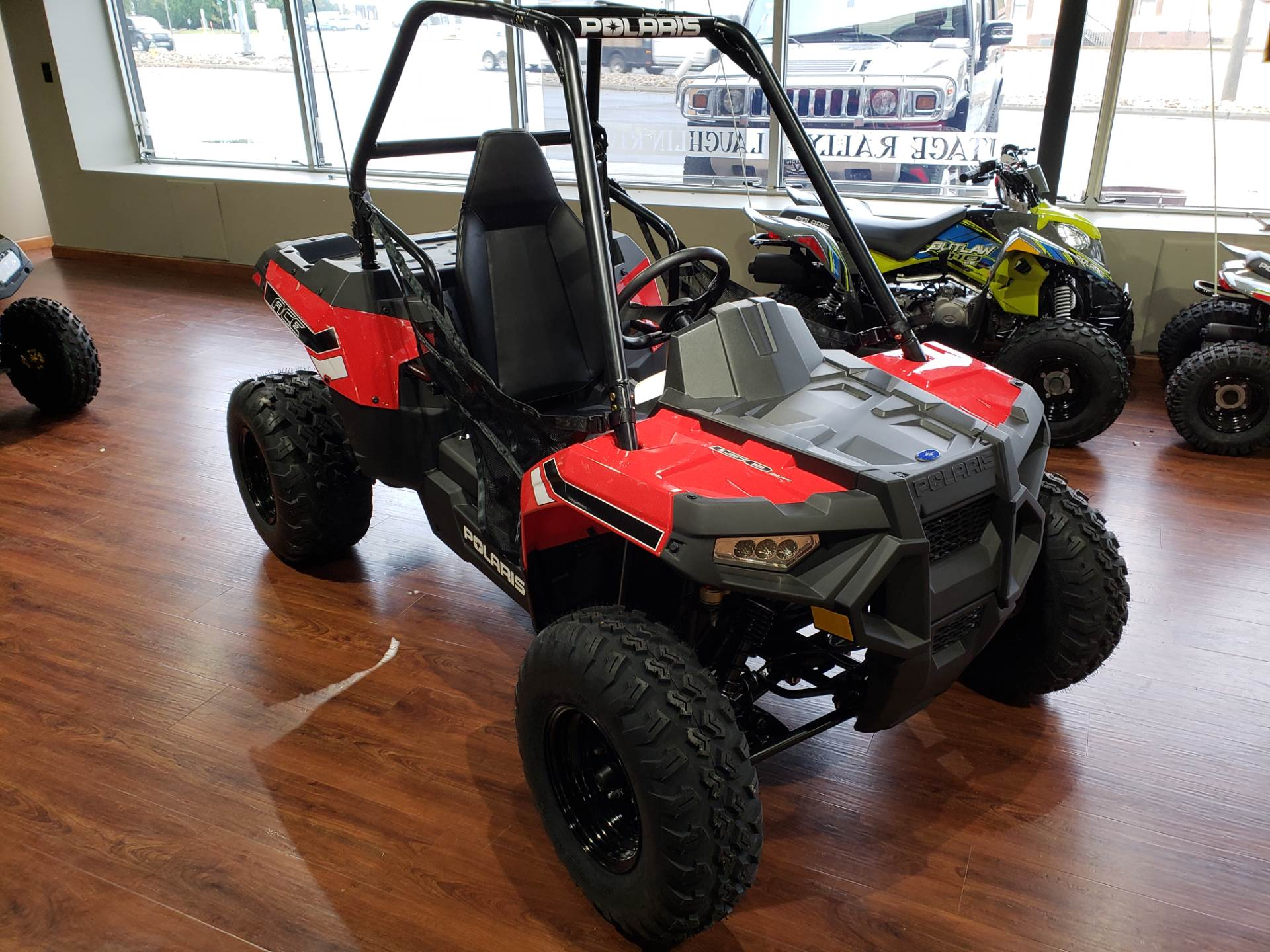 2018 Polaris Ace 150 EFI 4