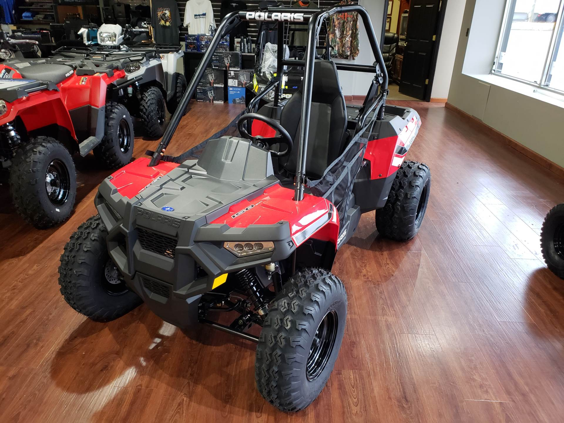 2018 Polaris Ace 150 EFI 5