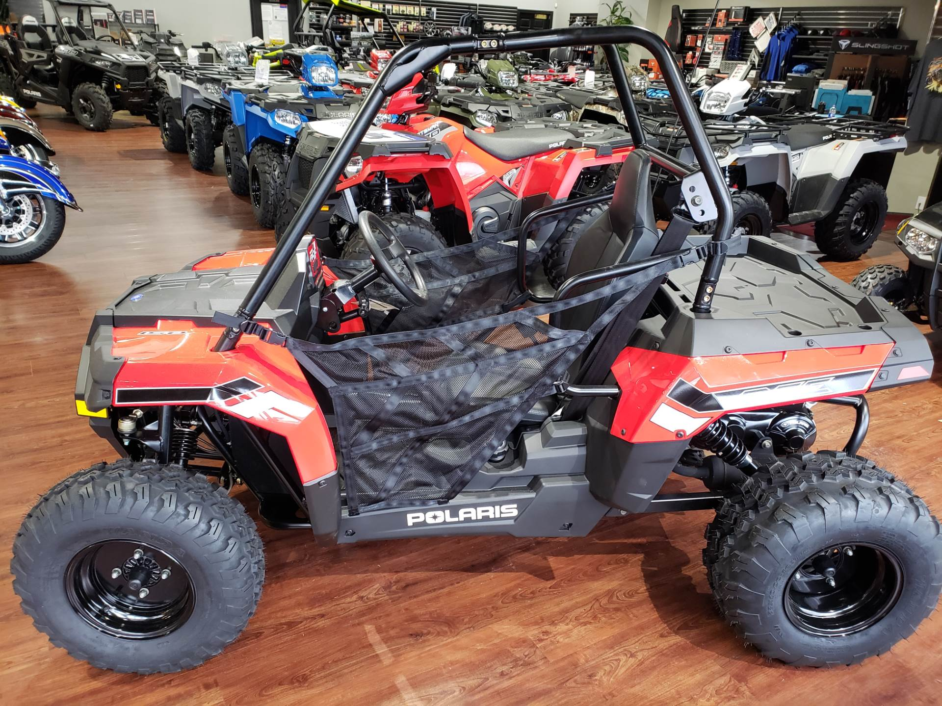 2018 Polaris Ace 150 EFI 6