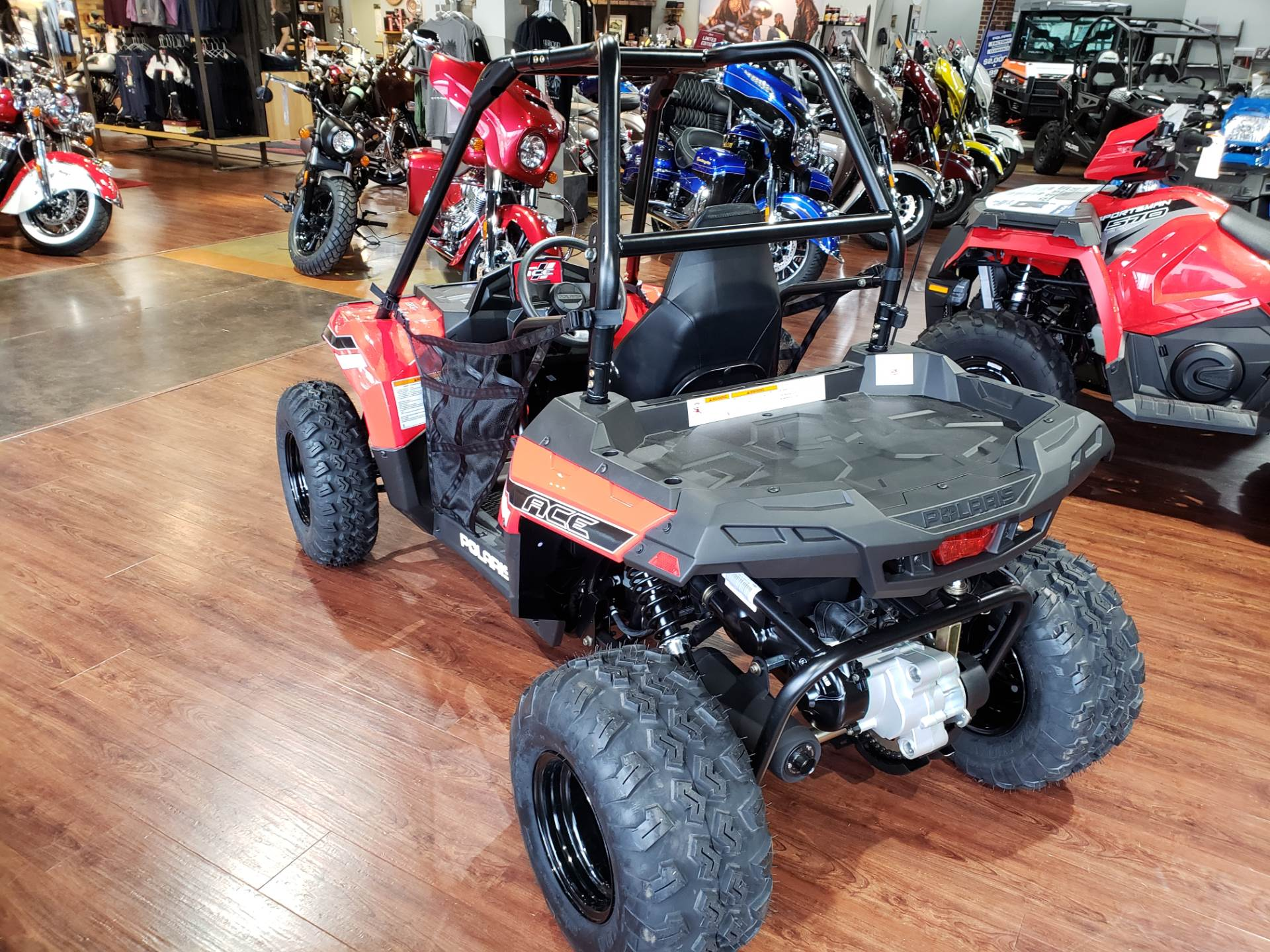 2018 Polaris Ace 150 EFI 7