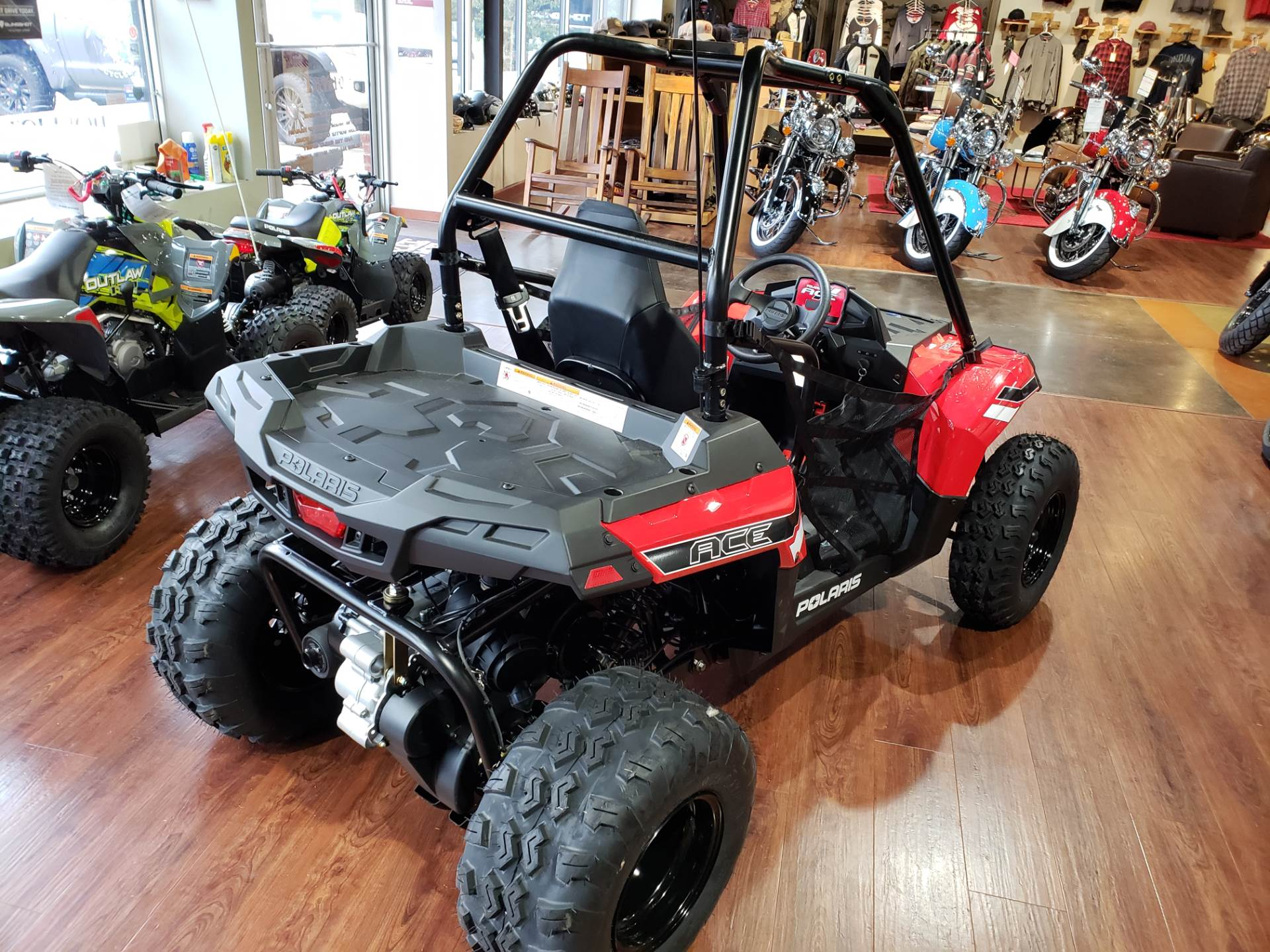 2018 Polaris Ace 150 EFI in Greer, South Carolina