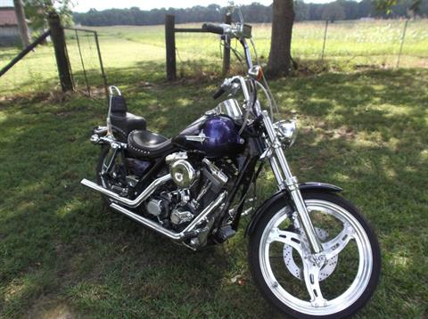1991 Harley-Davidson FXR in Greer, South Carolina