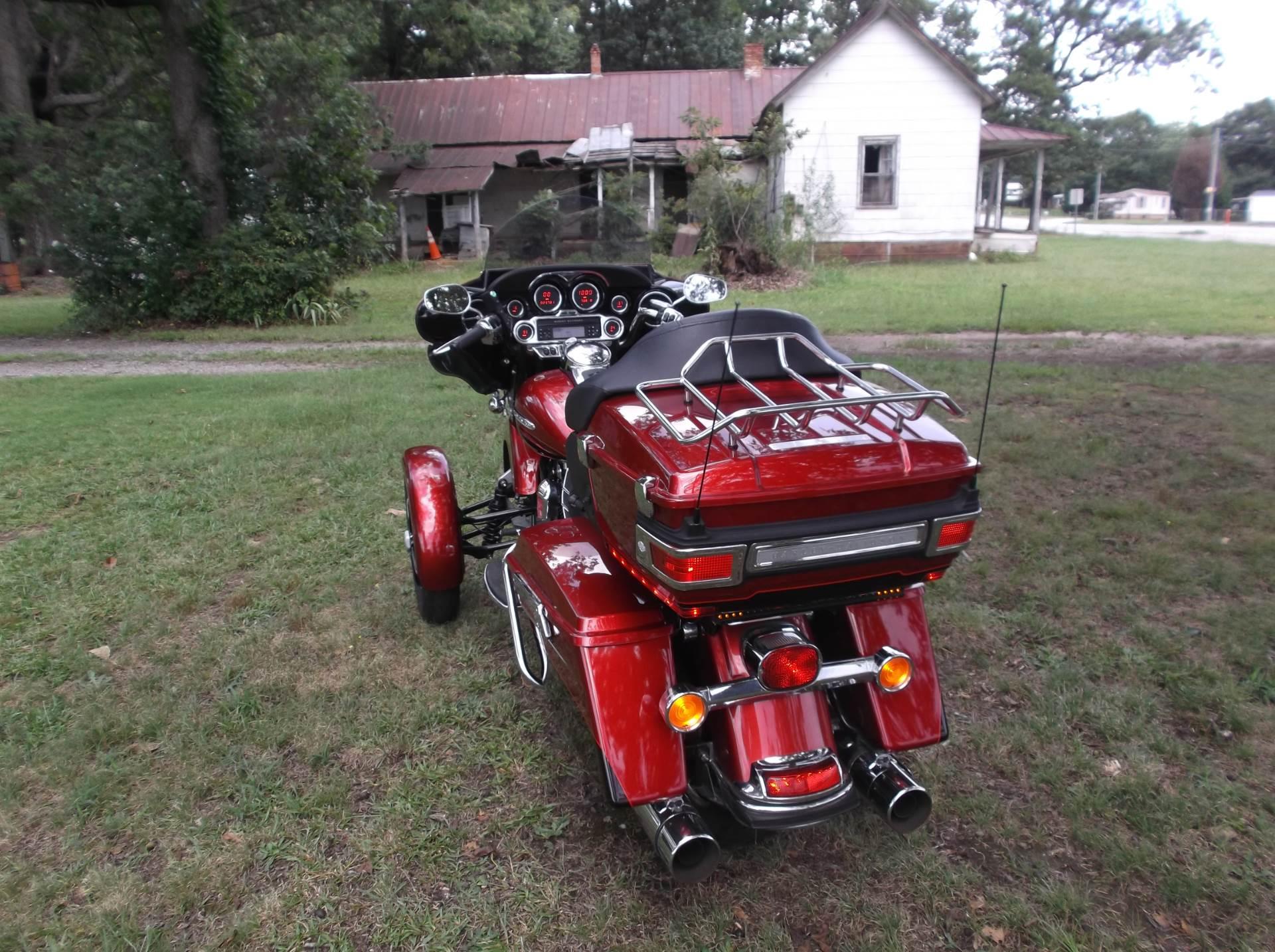 2012 Harley Davidson Tilting Motor Works Trike Red In Greer South Carolina