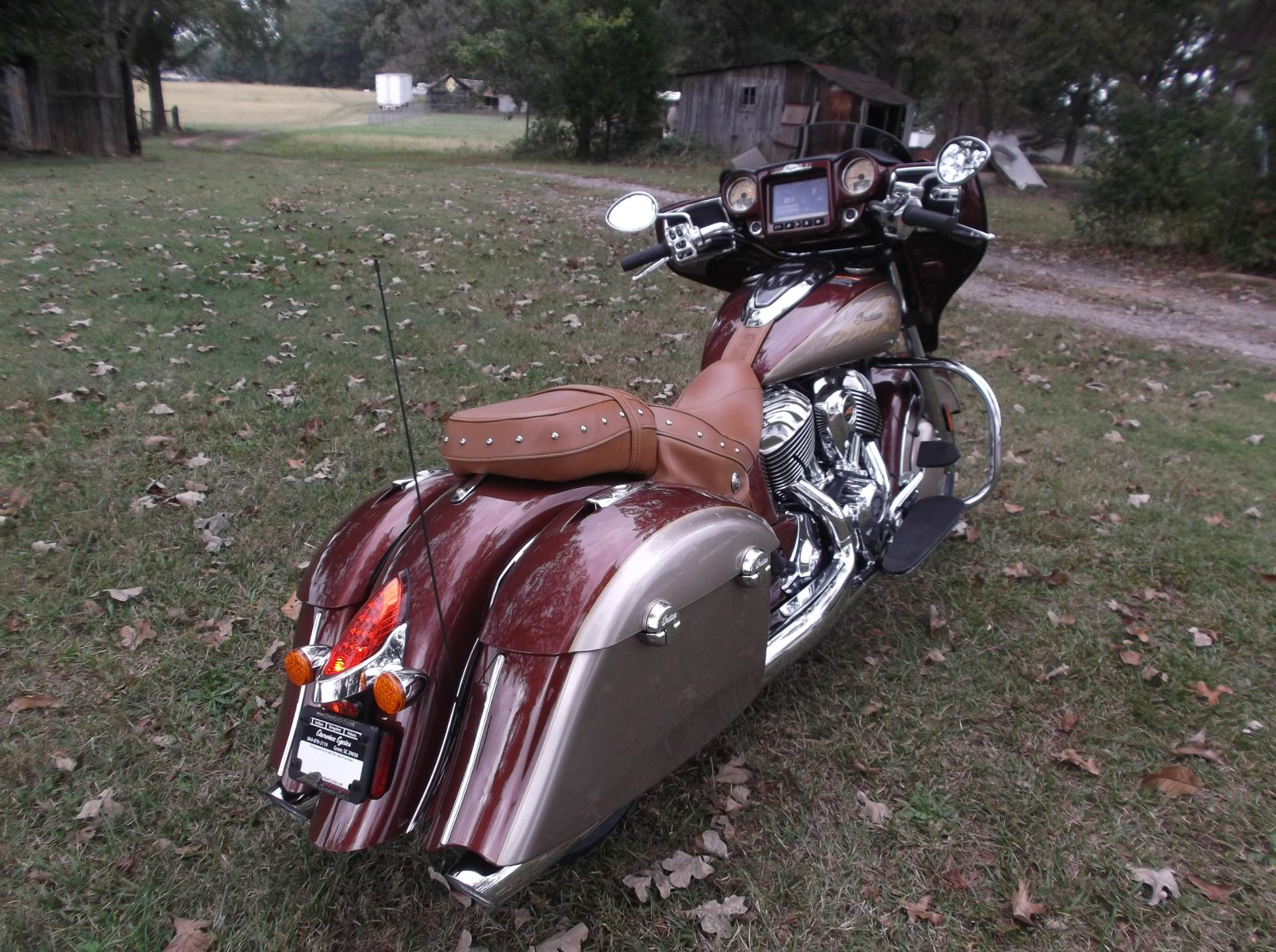 2019 Indian Chieftain® Classic Icon Series in Greer, South Carolina - Photo 8