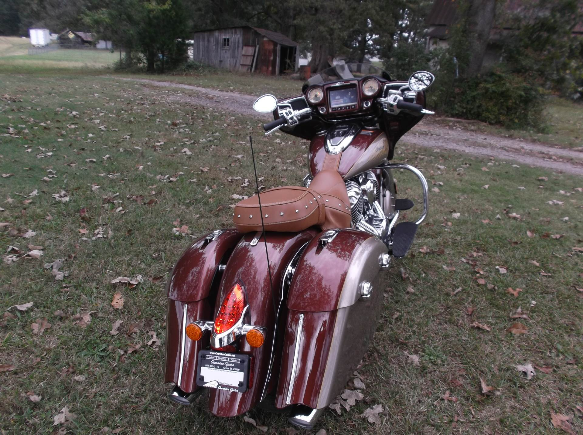 2019 Indian Chieftain® Classic Icon Series in Greer, South Carolina - Photo 9