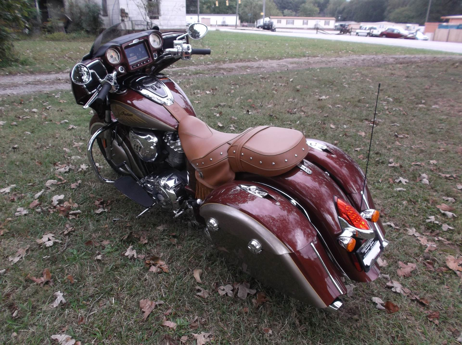 2019 Indian Chieftain® Classic Icon Series in Greer, South Carolina - Photo 13