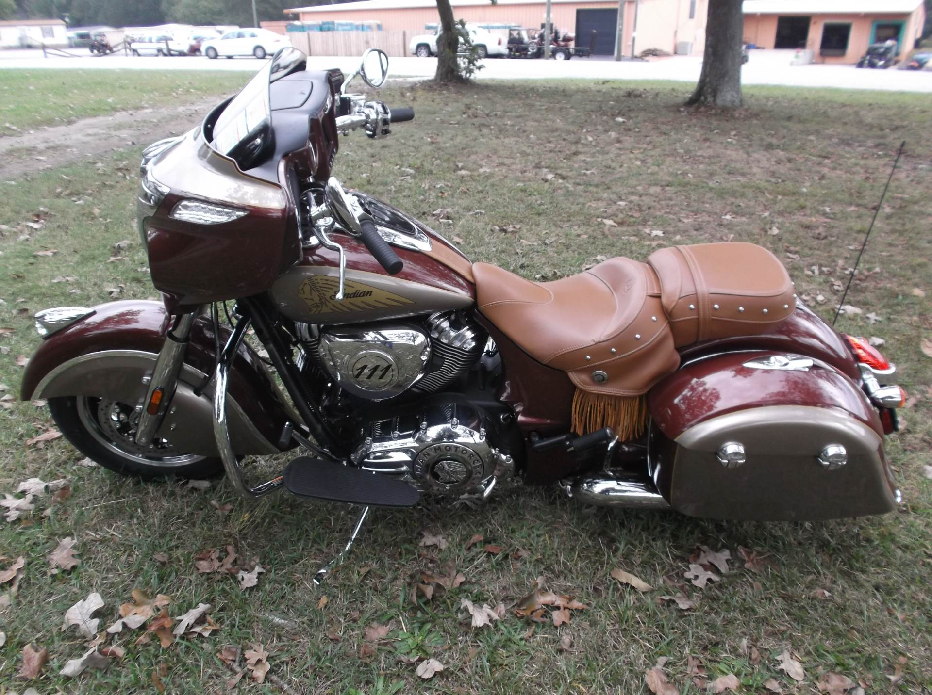 2019 Indian Chieftain® Classic Icon Series in Greer, South Carolina - Photo 16