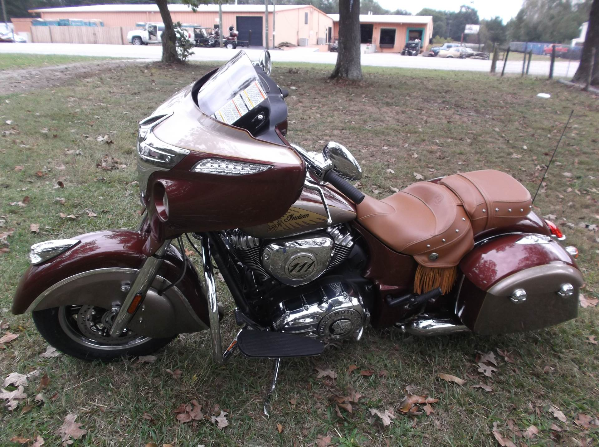 2019 Indian Chieftain® Classic Icon Series in Greer, South Carolina - Photo 18