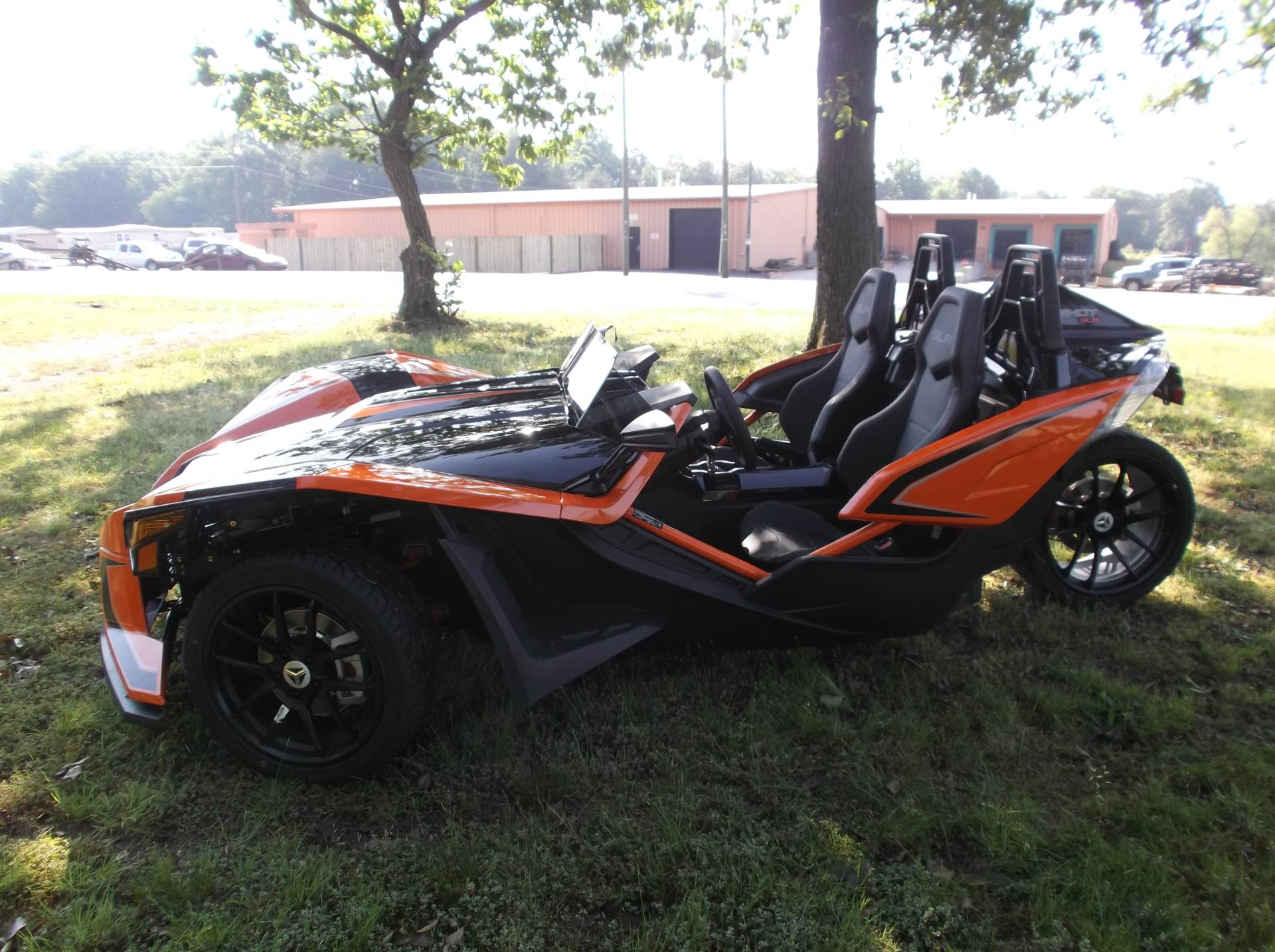 2018 Slingshot Slingshot SLR in Greer, South Carolina