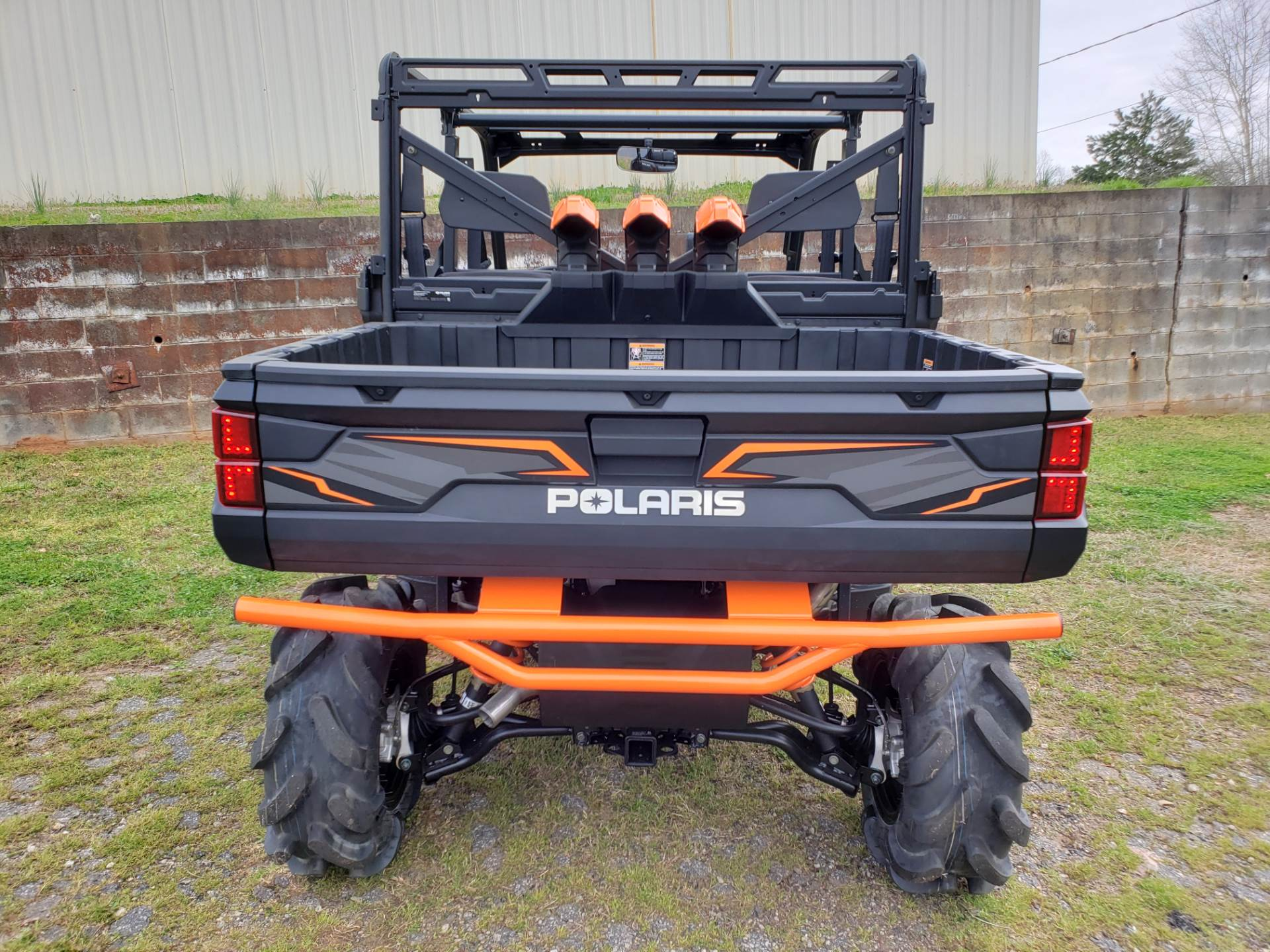 2019 Polaris Ranger Crew XP 1000 EPS High Lifter Edition in Greer, South Carolina