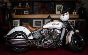 2019 Indian Scout® ABS in Greer, South Carolina - Photo 4