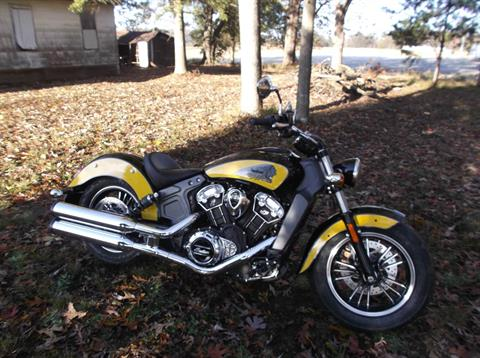 2019 Indian Scout® ABS Icon Series in Greer, South Carolina