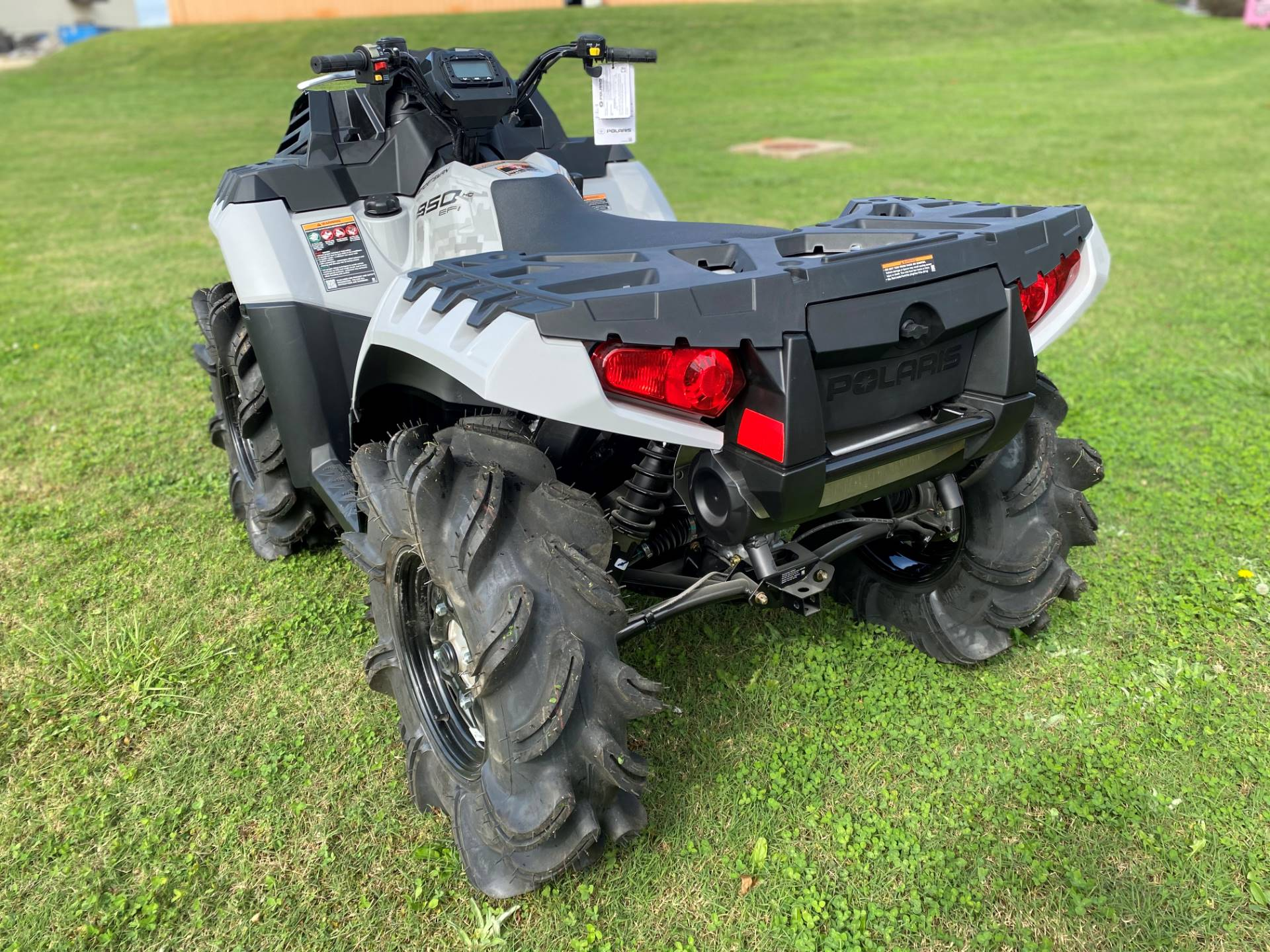2021 Polaris Sportsman 850 High Lifter Edition in Greer, South Carolina - Photo 7