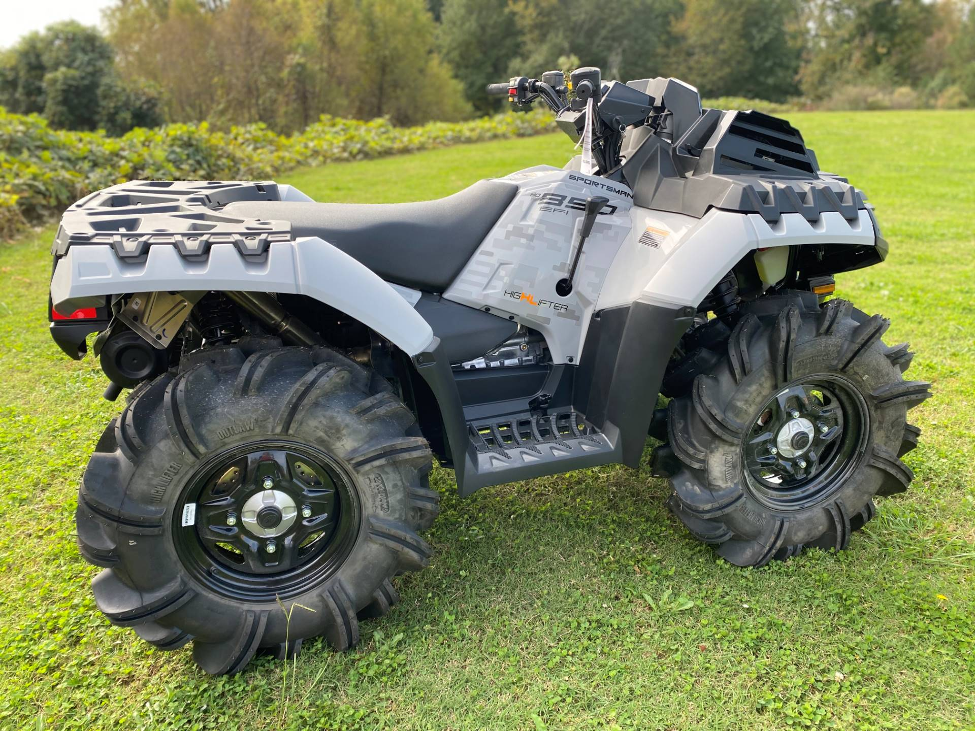 2021 Polaris Sportsman 850 High Lifter Edition in Greer, South Carolina - Photo 10