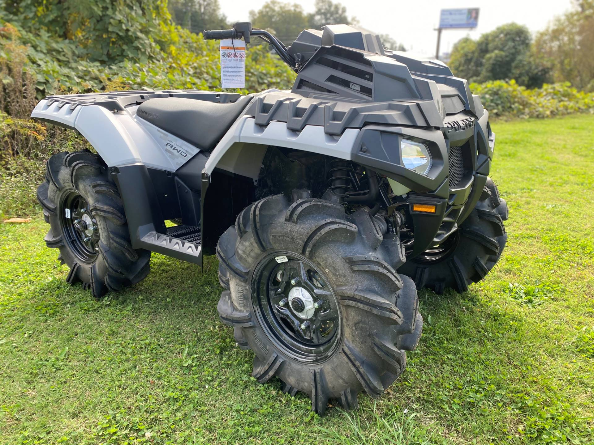 2021 Polaris Sportsman 850 High Lifter Edition in Greer, South Carolina - Photo 12