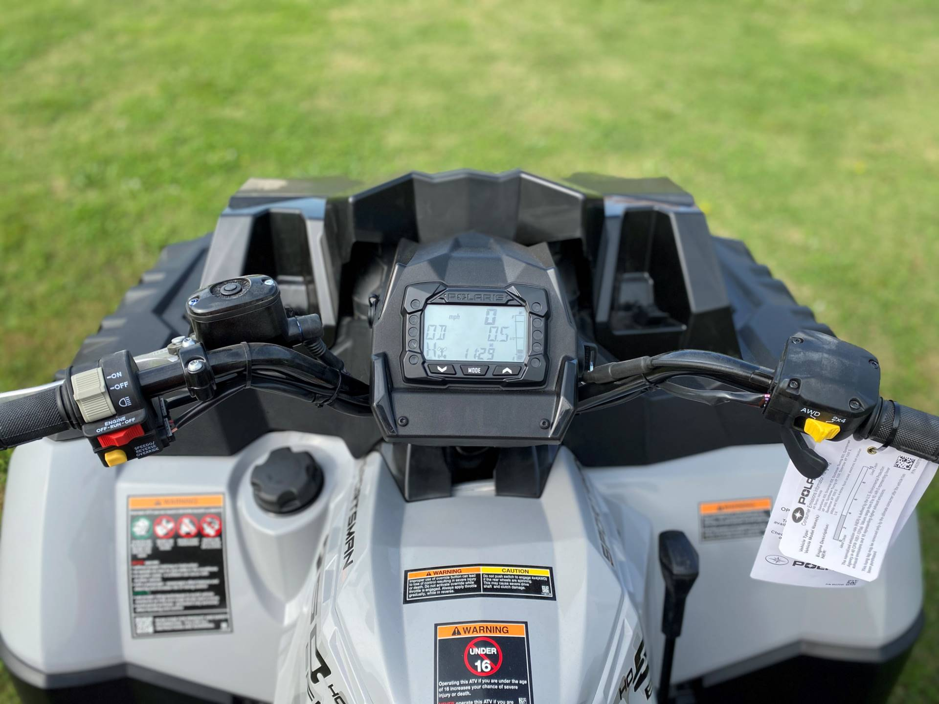 2021 Polaris Sportsman 850 High Lifter Edition in Greer, South Carolina - Photo 14