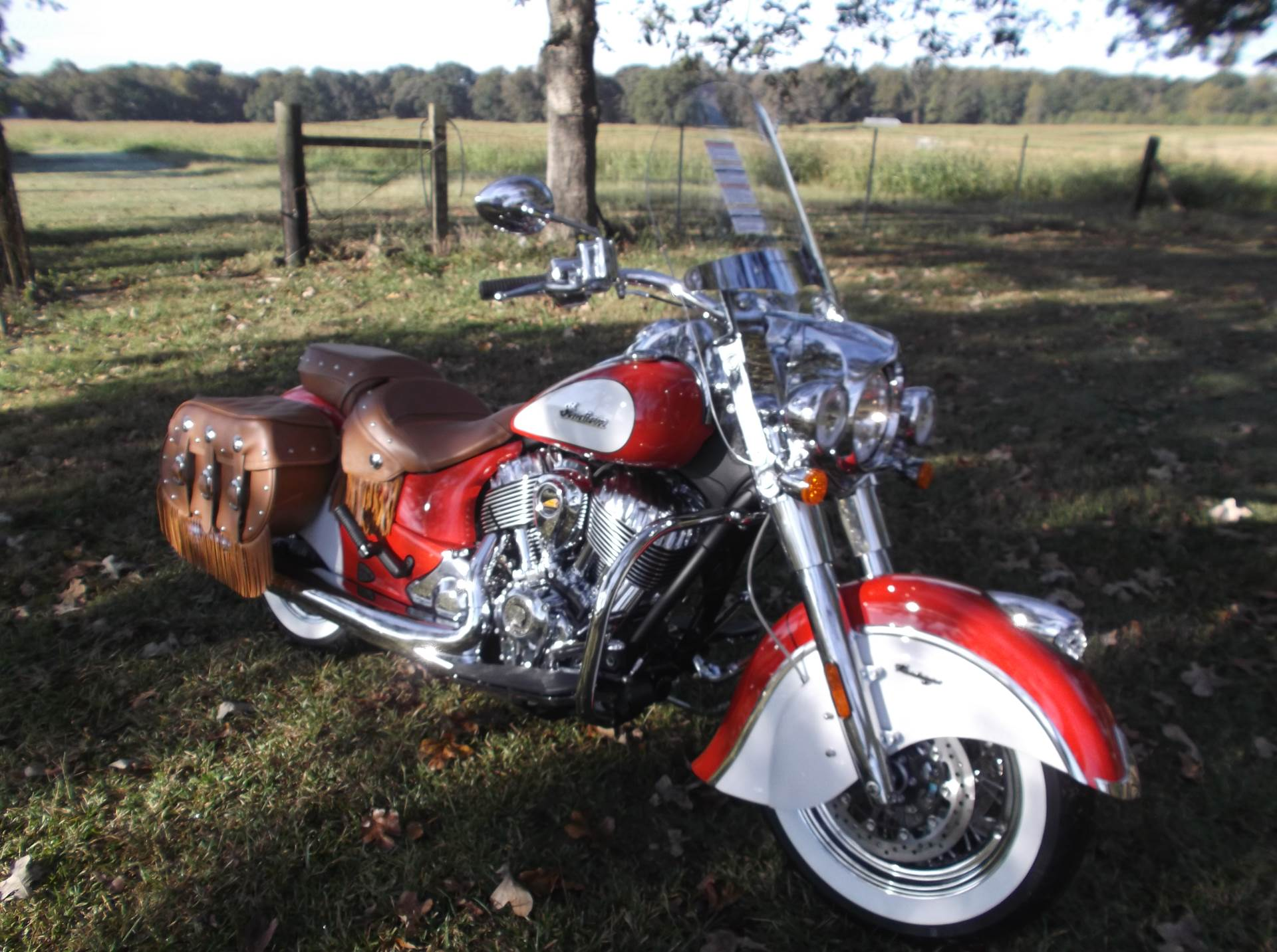 2019 Indian Chief® Vintage Icon Series in Greer, South Carolina - Photo 1