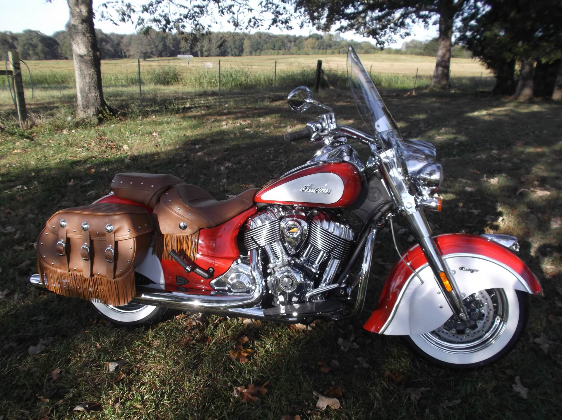 2019 Indian Chief® Vintage Icon Series in Greer, South Carolina - Photo 3