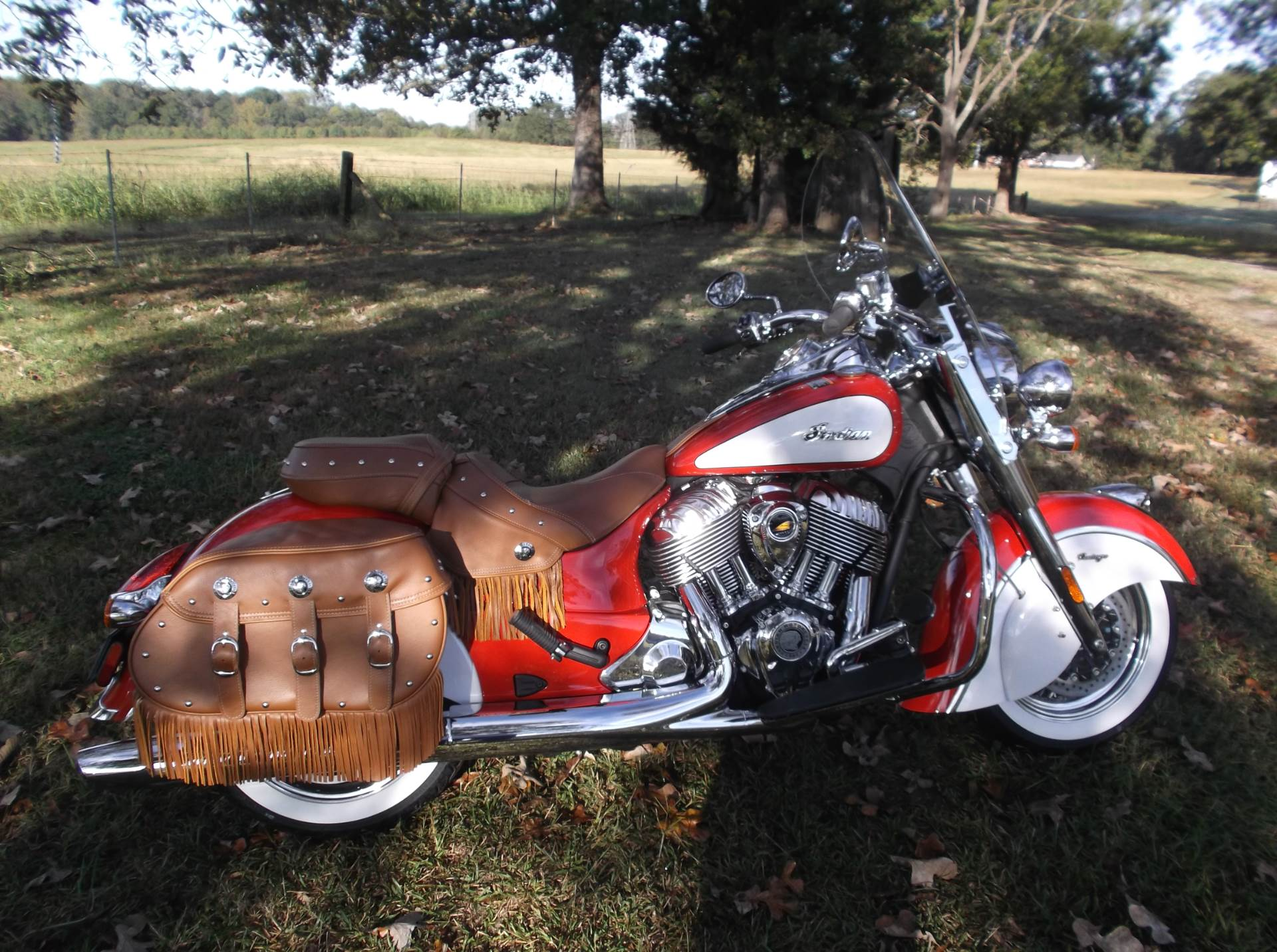 2019 Indian Chief® Vintage Icon Series in Greer, South Carolina - Photo 5