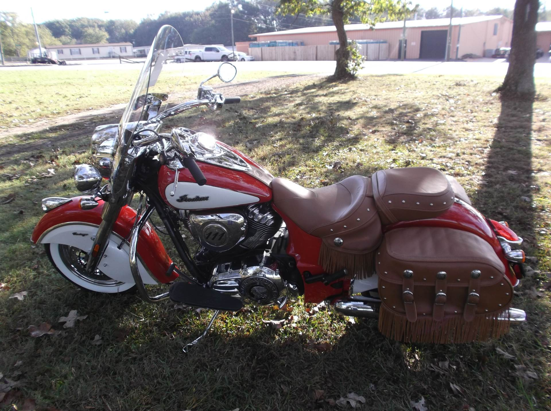 2019 Indian Chief® Vintage Icon Series in Greer, South Carolina - Photo 16