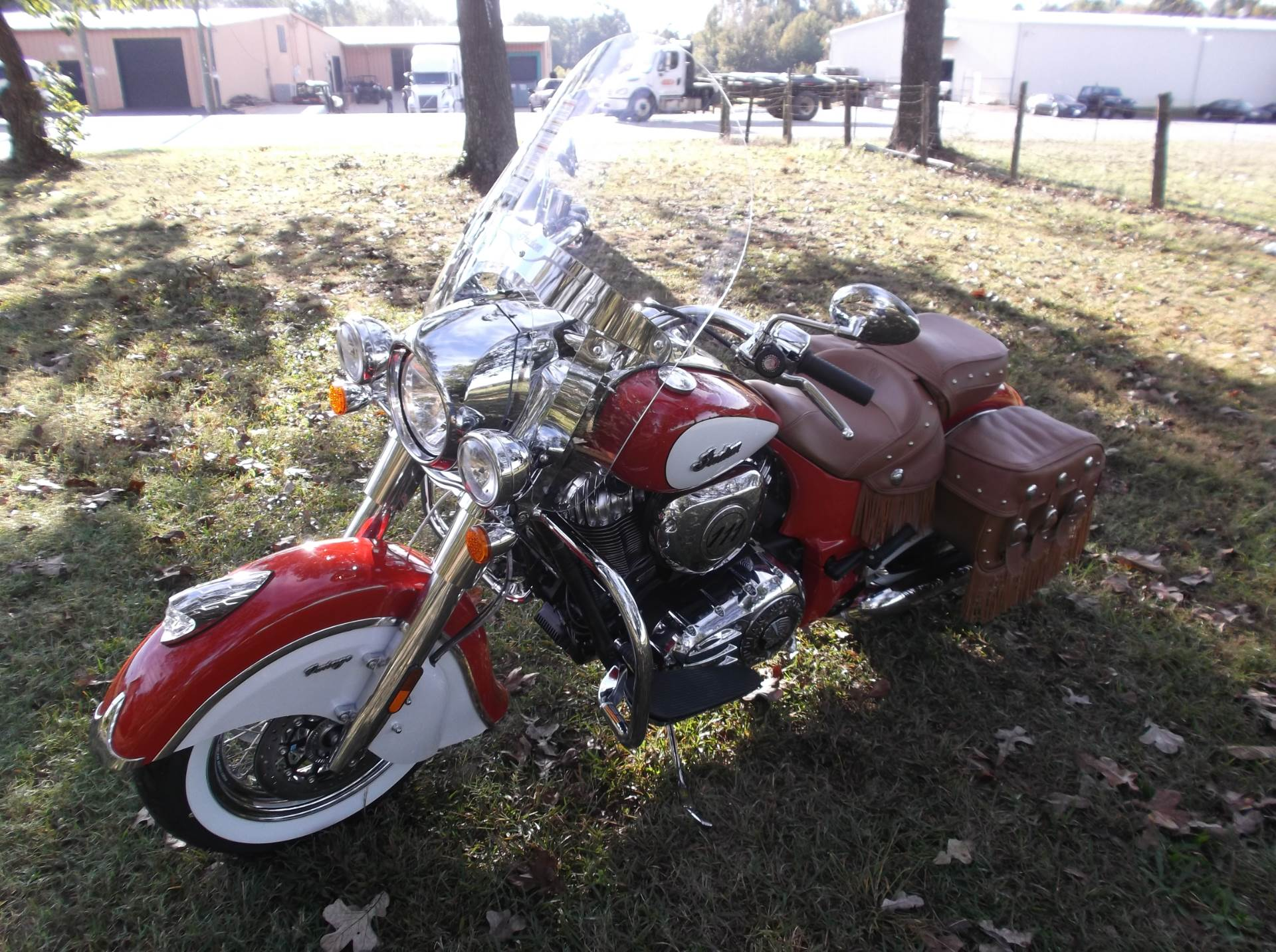 2019 Indian Chief® Vintage Icon Series in Greer, South Carolina - Photo 19
