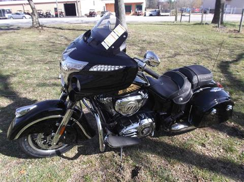 2018 Indian Chieftain® Classic in Greer, South Carolina
