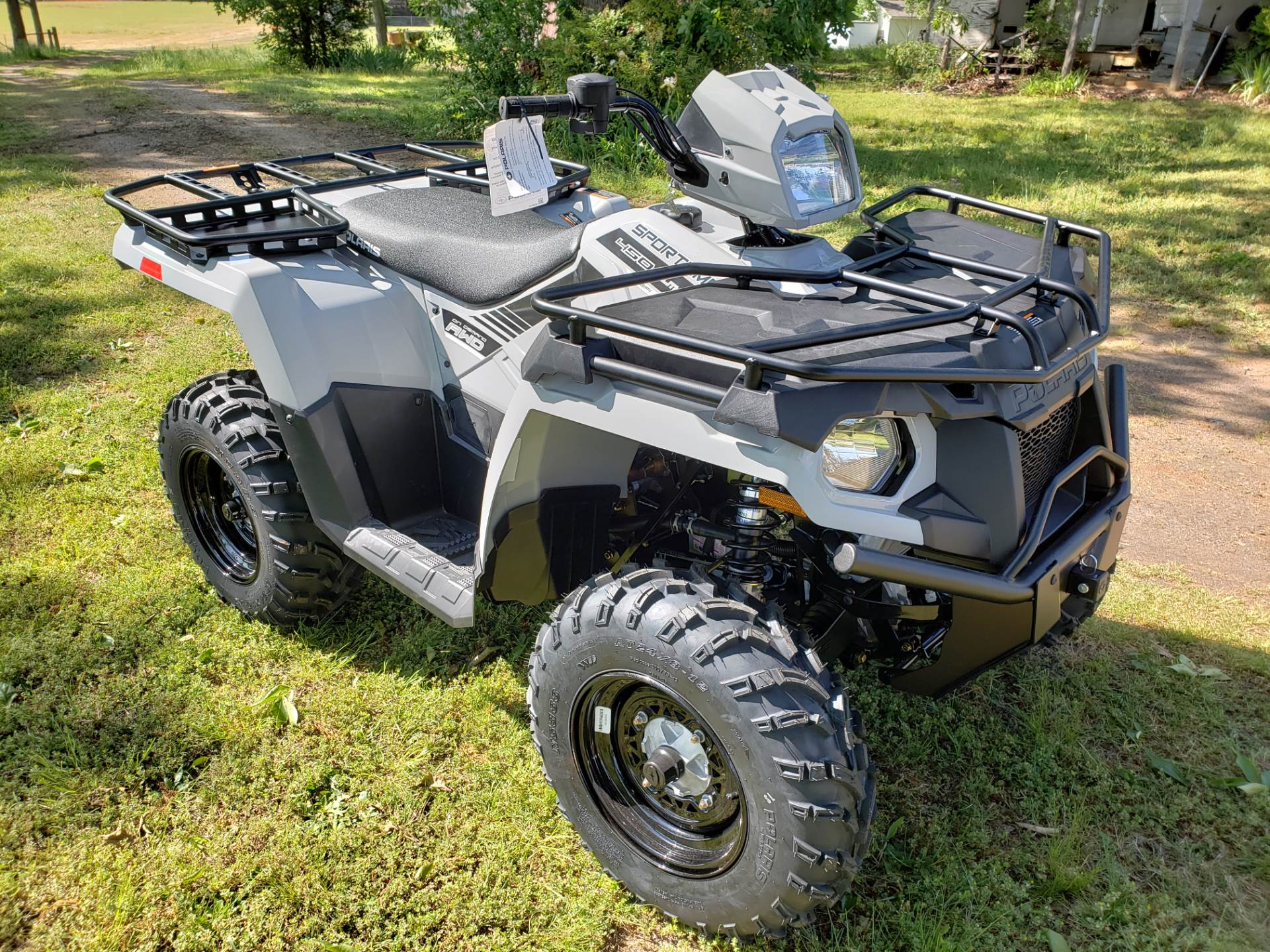 2019 Polaris Sportsman 450 H.O. Utility Edition for sale 8037