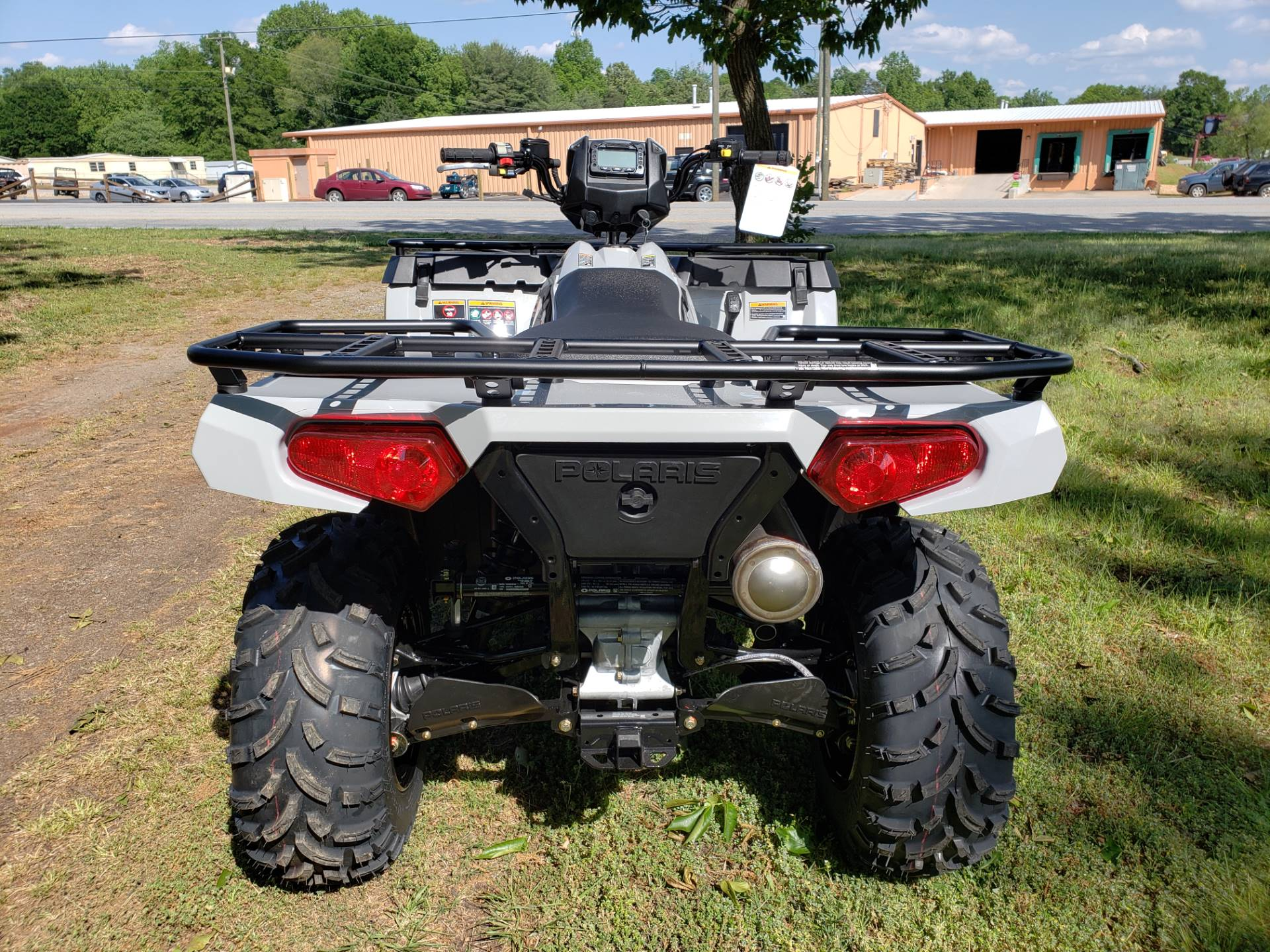 2019 Polaris Sportsman 450 H.O. Utility Edition in Greer, South Carolina - Photo 11