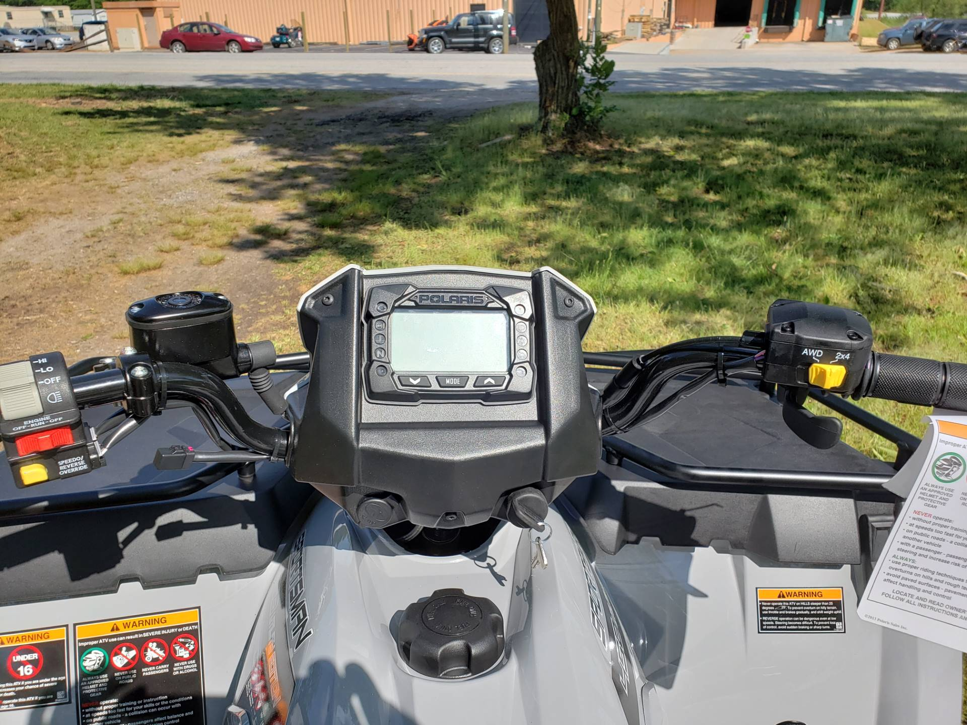2019 Polaris Sportsman 450 H.O. Utility Edition in Greer, South Carolina - Photo 13
