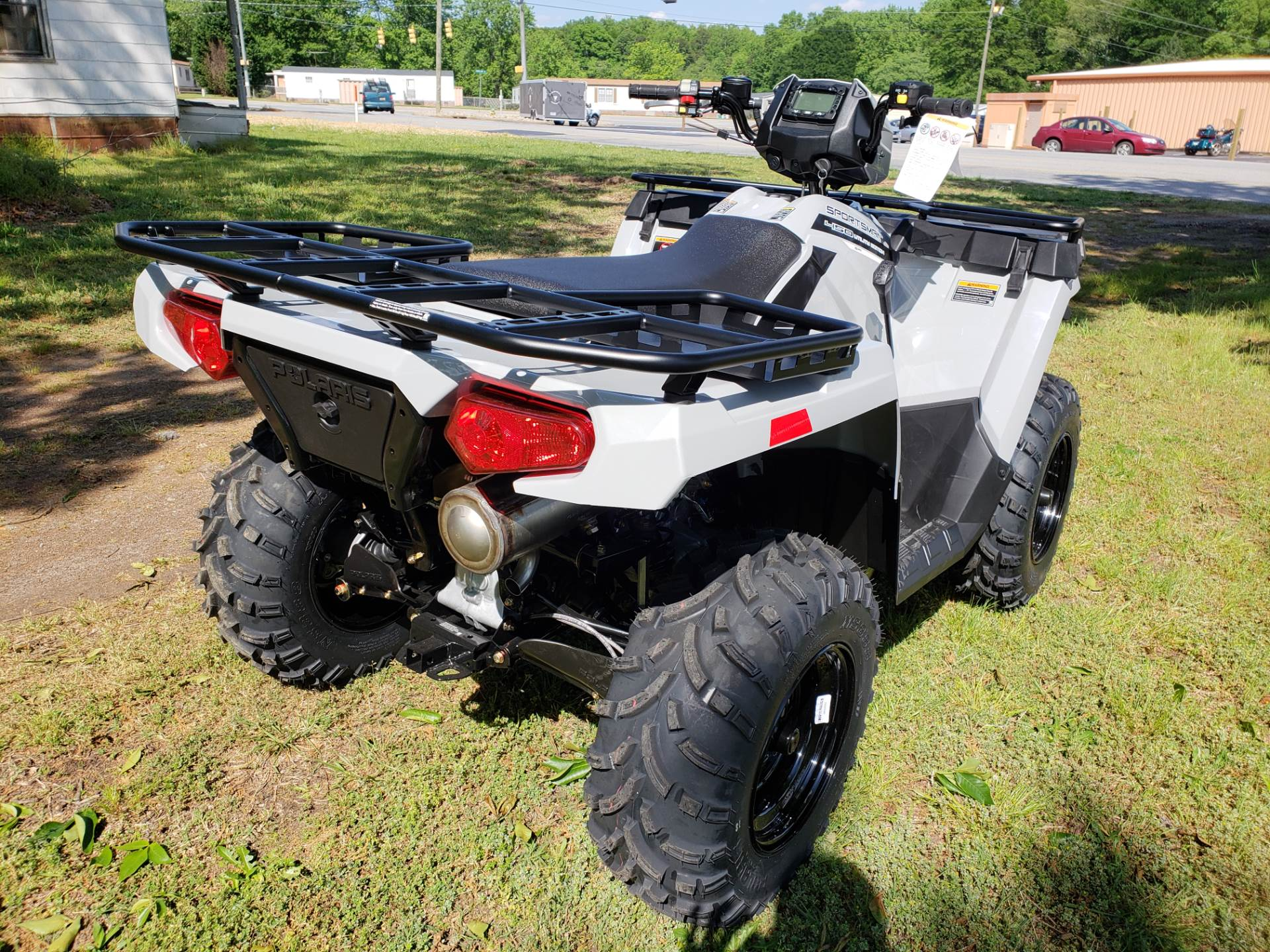 2019 Polaris Sportsman 450 H.O. Utility Edition in Greer, South Carolina