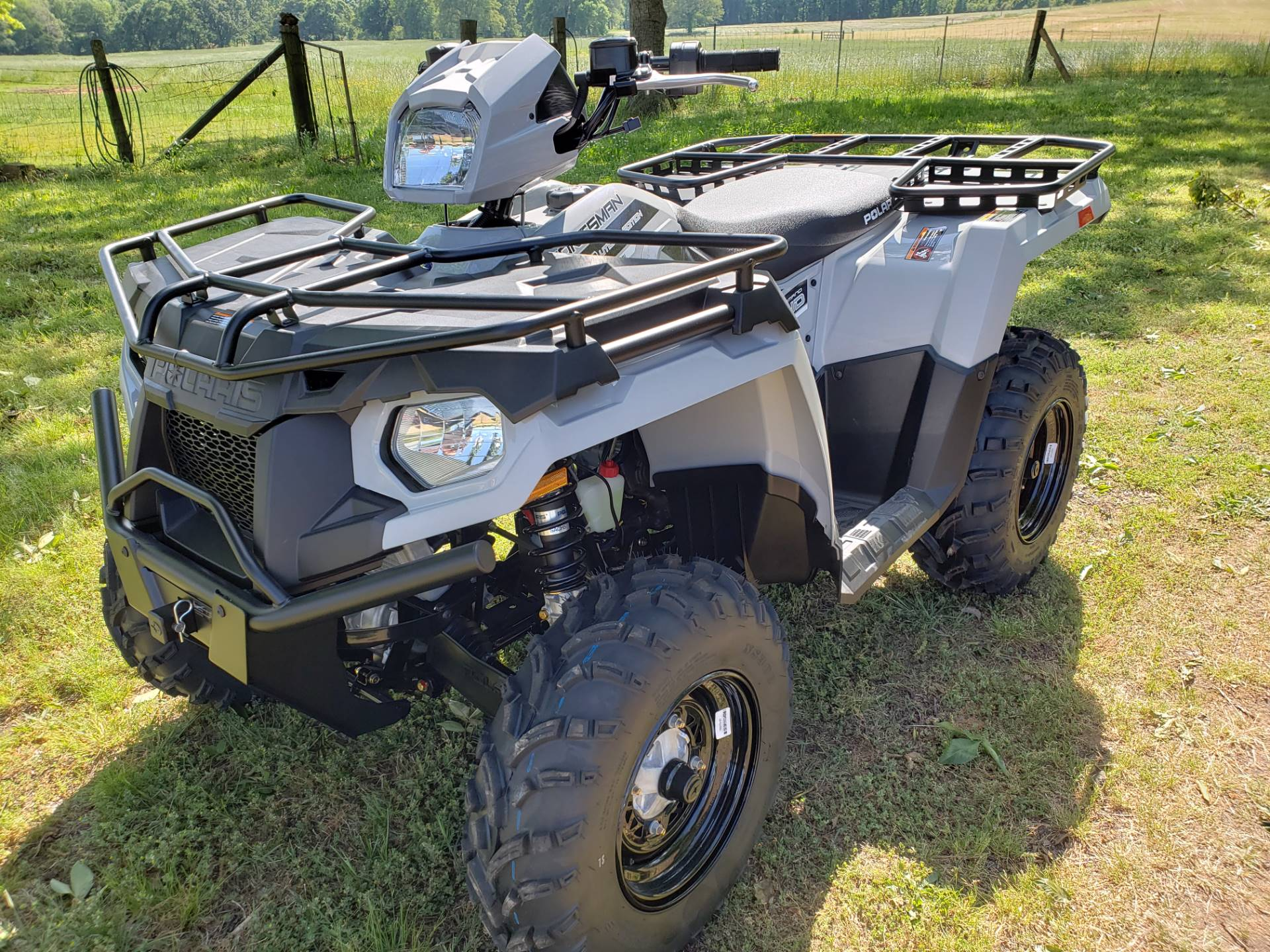 2019 Polaris Sportsman 450 H.O. Utility Edition in Greer, South Carolina - Photo 4