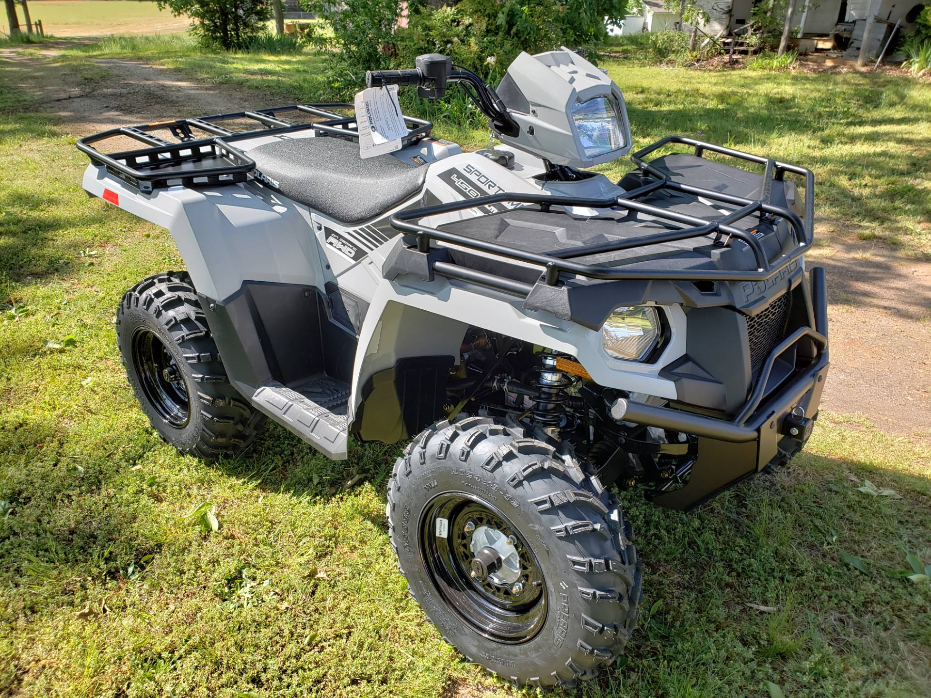 2019 Polaris Sportsman 450 H.O. Utility Edition in Greer, South Carolina - Photo 8