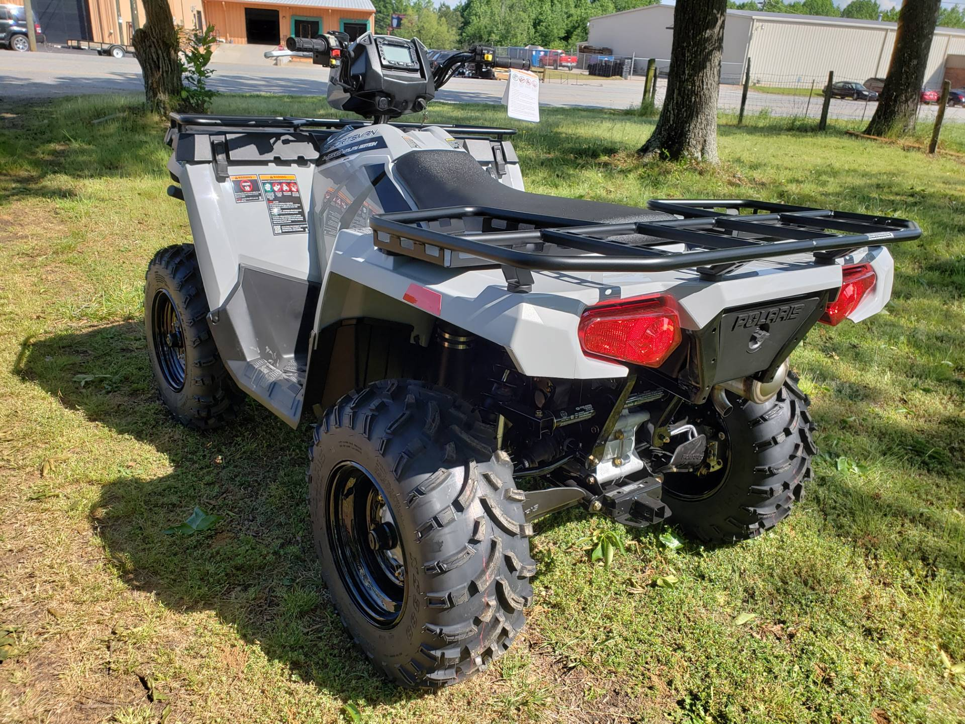 2019 Polaris Sportsman 450 H.O. Utility Edition in Greer, South Carolina - Photo 12