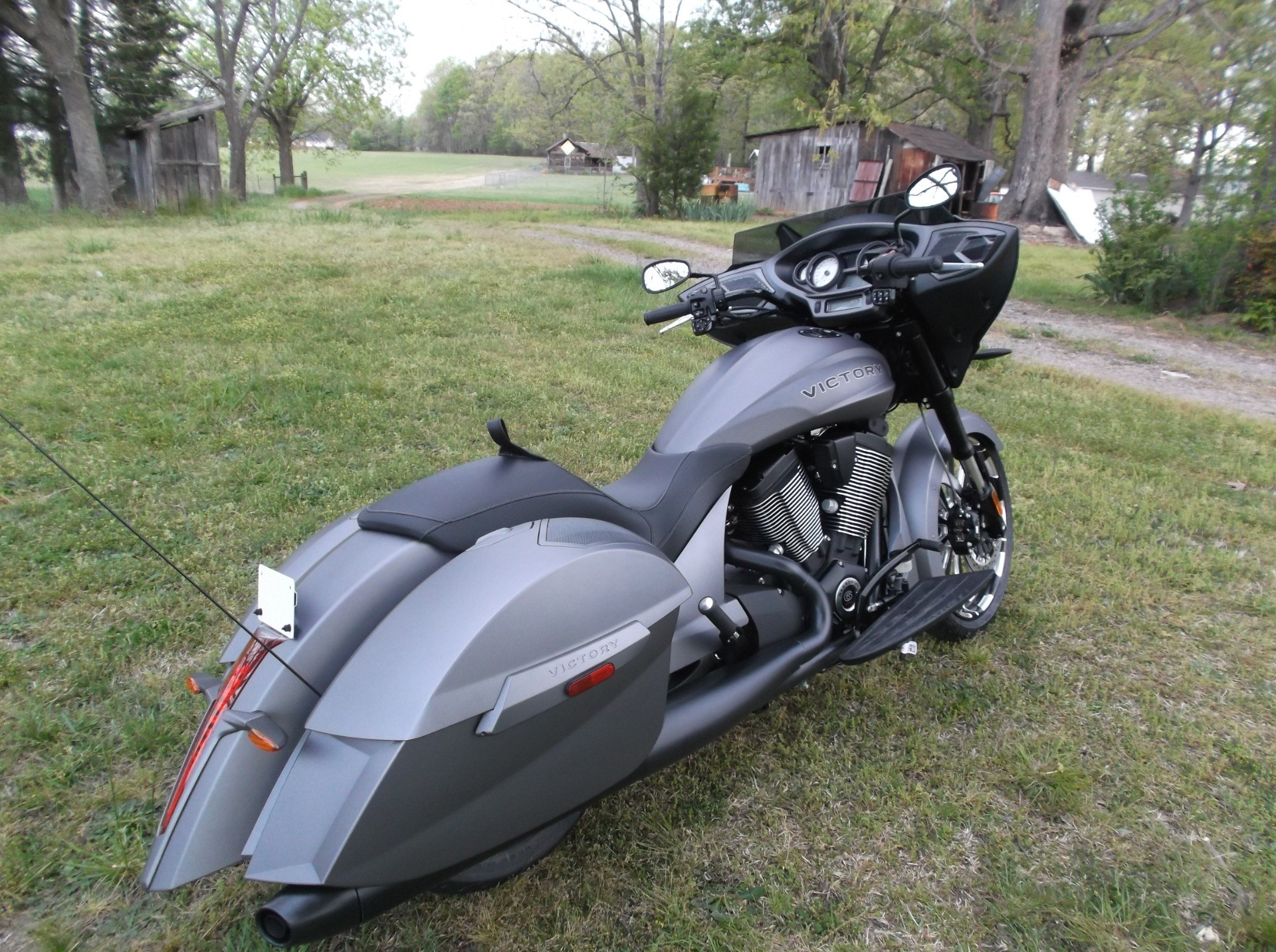 2016 Victory Magnum X-1 Stealth Edition 7