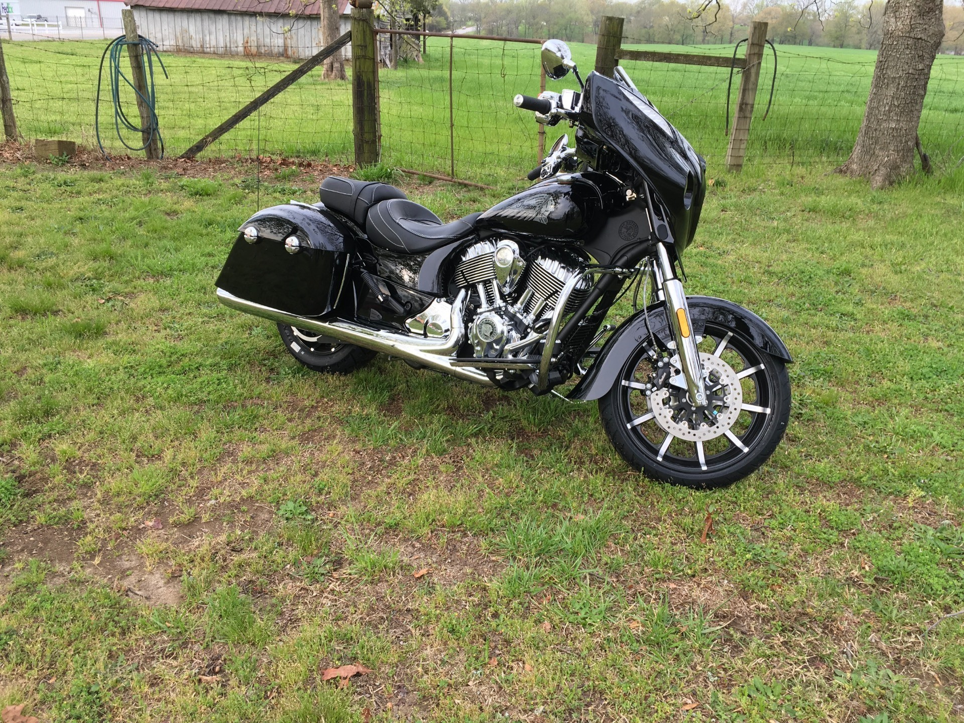 2017 Indian Chieftain Limited 1