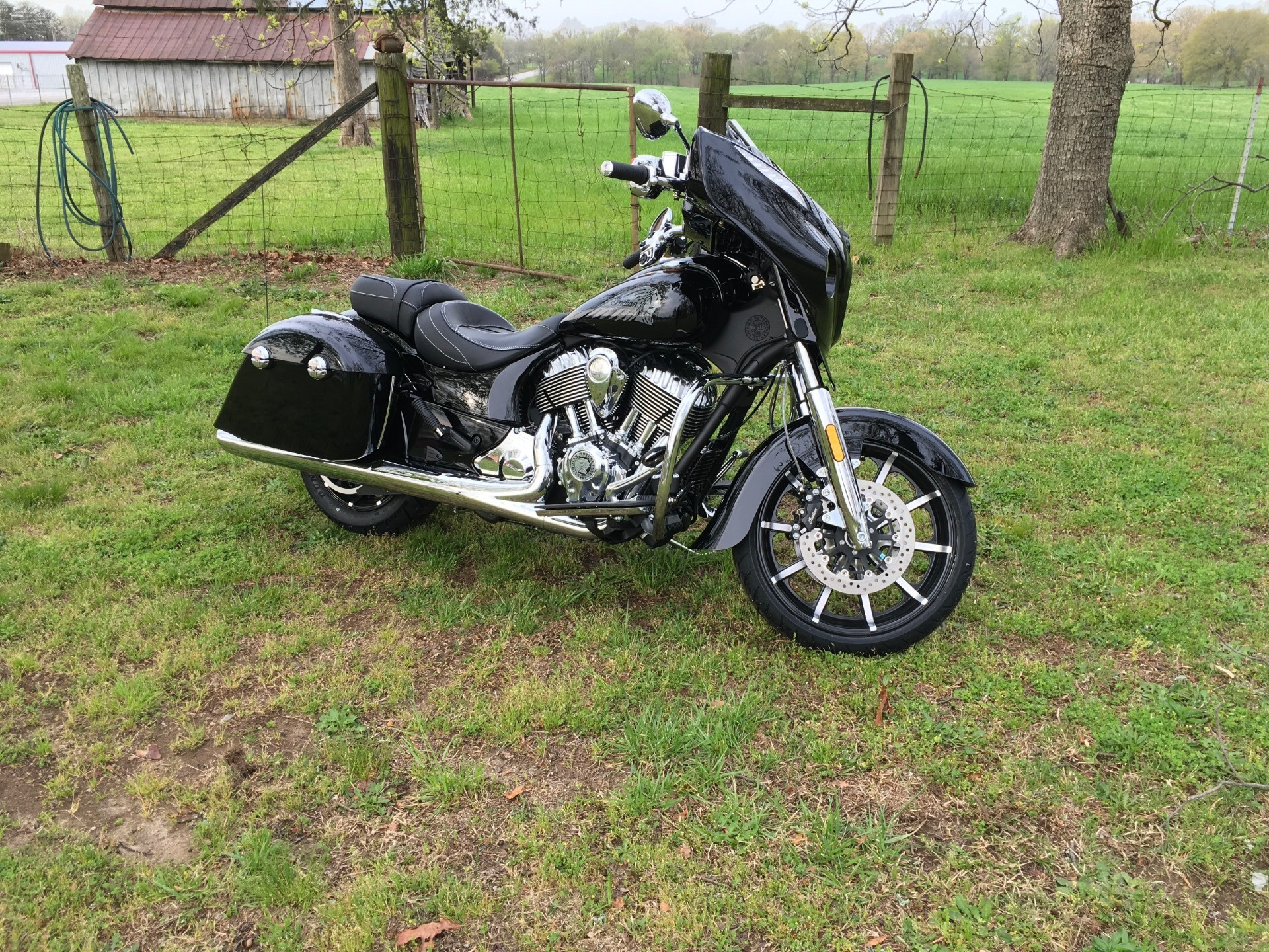 2017 Indian Chieftain Limited 2