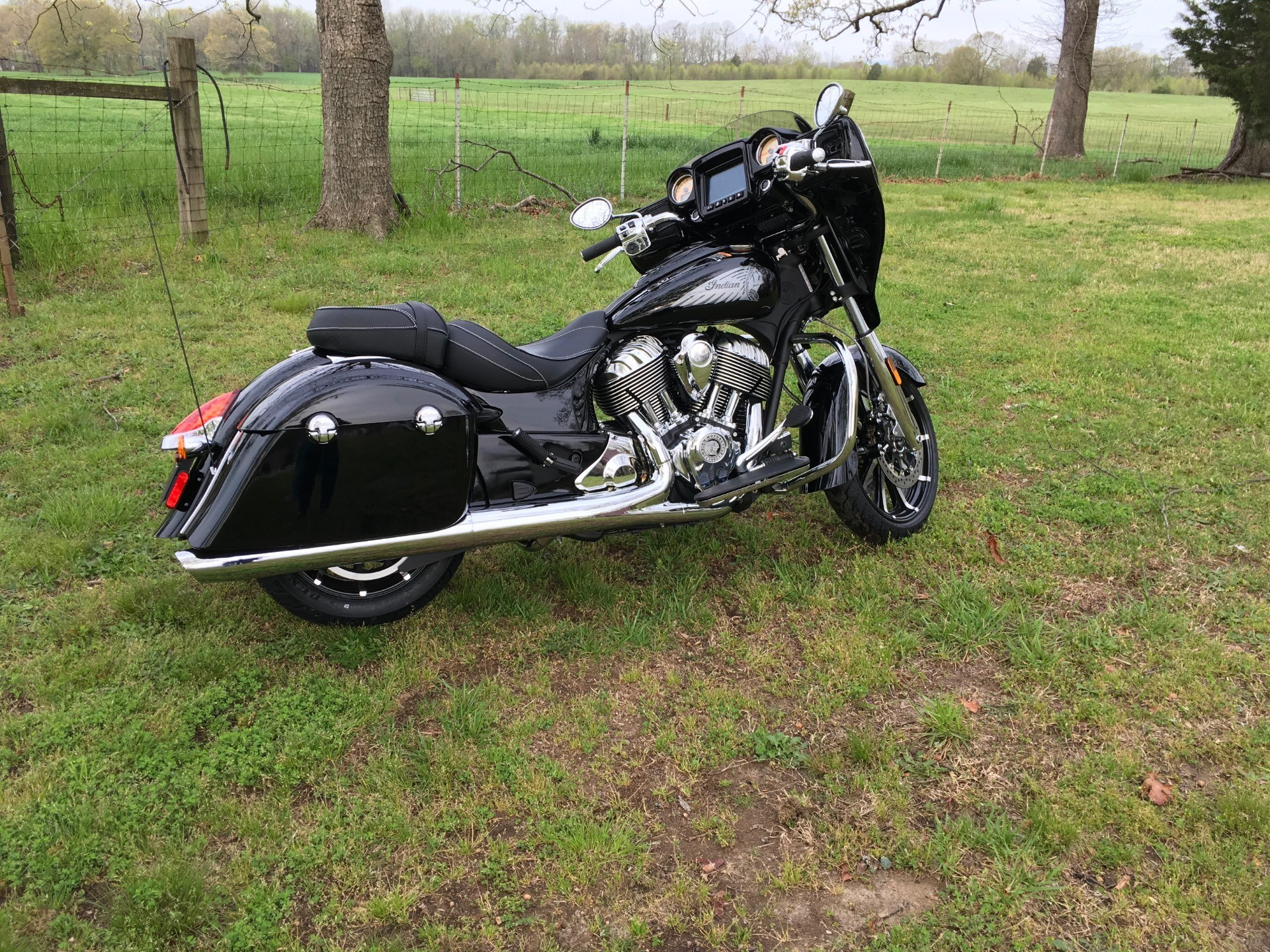 2017 Indian Chieftain Limited 4