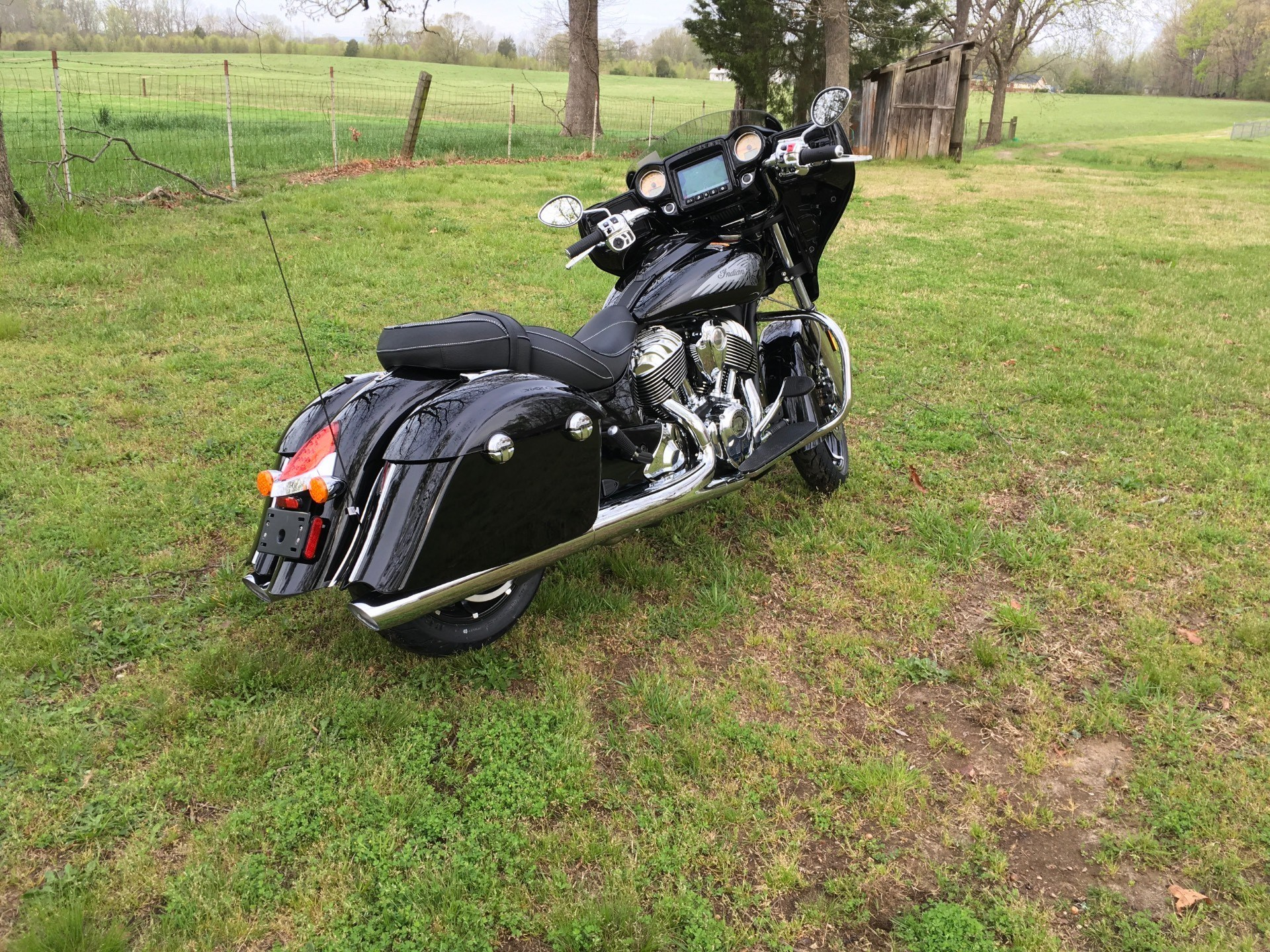 2017 Indian Chieftain Limited 5
