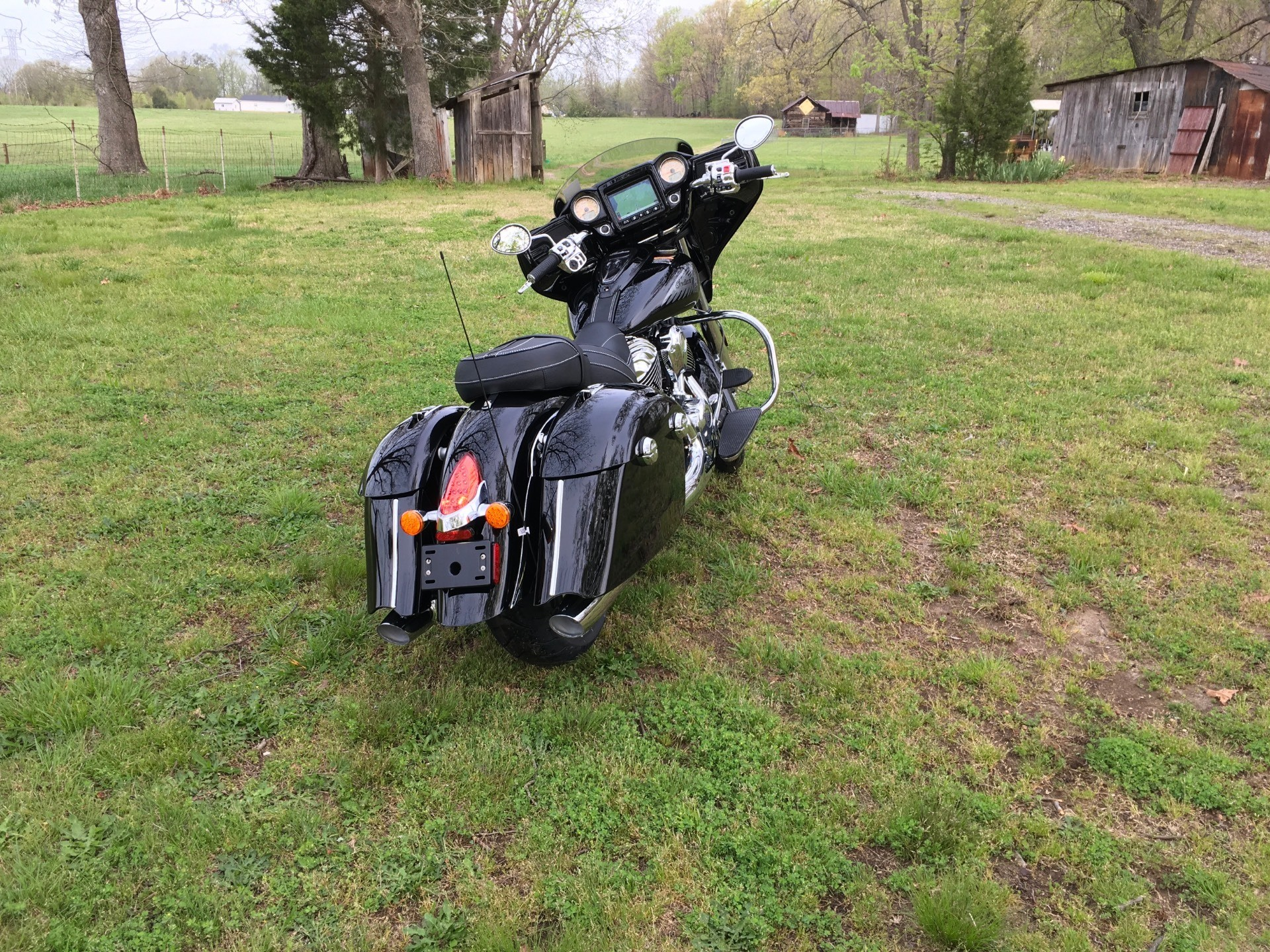 2017 Indian Chieftain Limited 6
