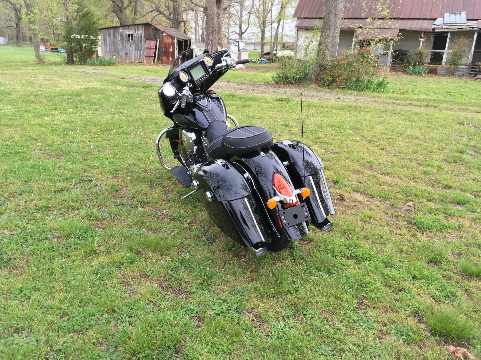 2017 Indian Chieftain Limited 8