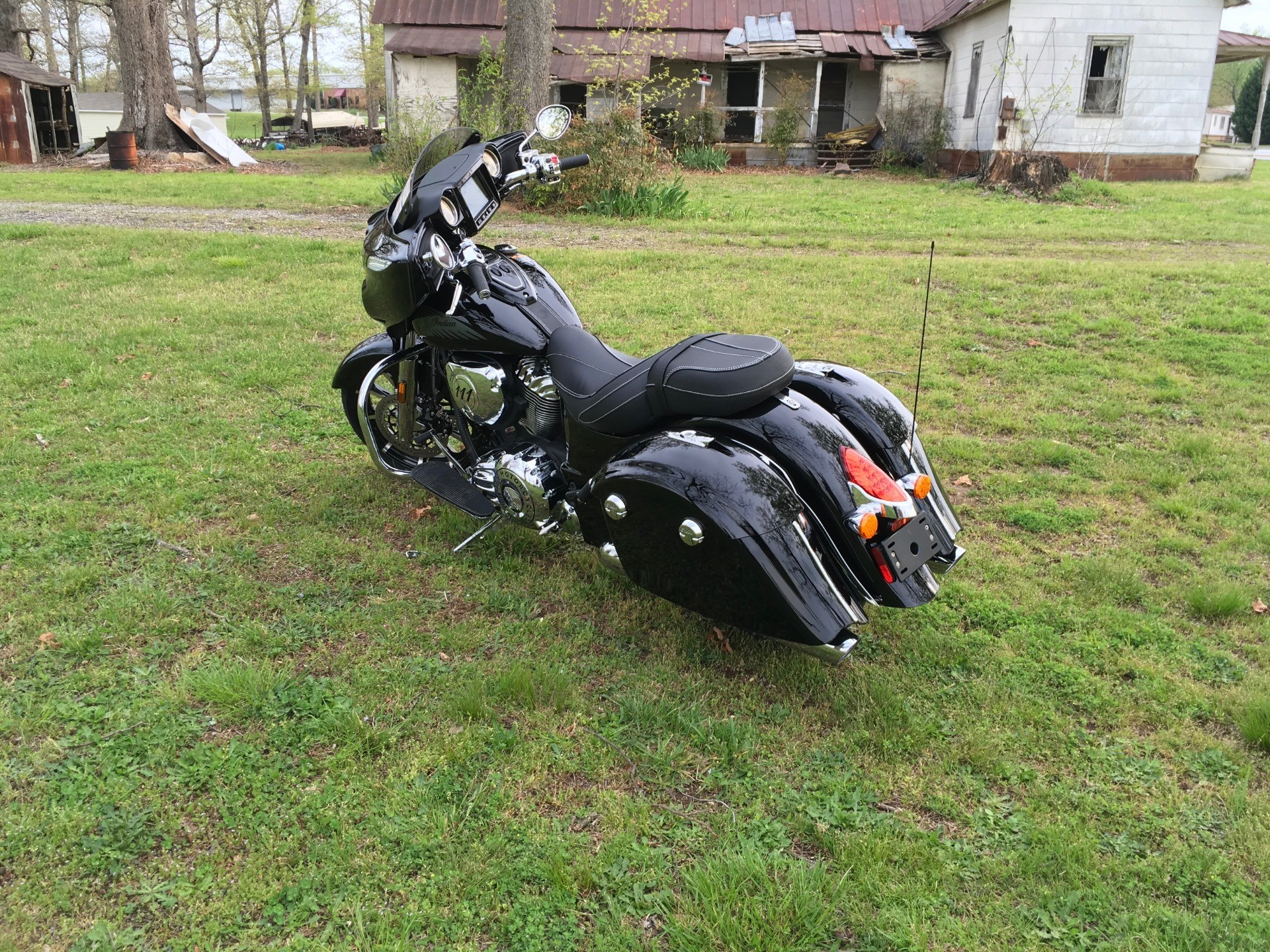 2017 Indian Chieftain Limited 9