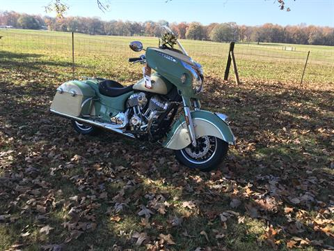 2017 Indian Chieftain Custom in Greer, South Carolina