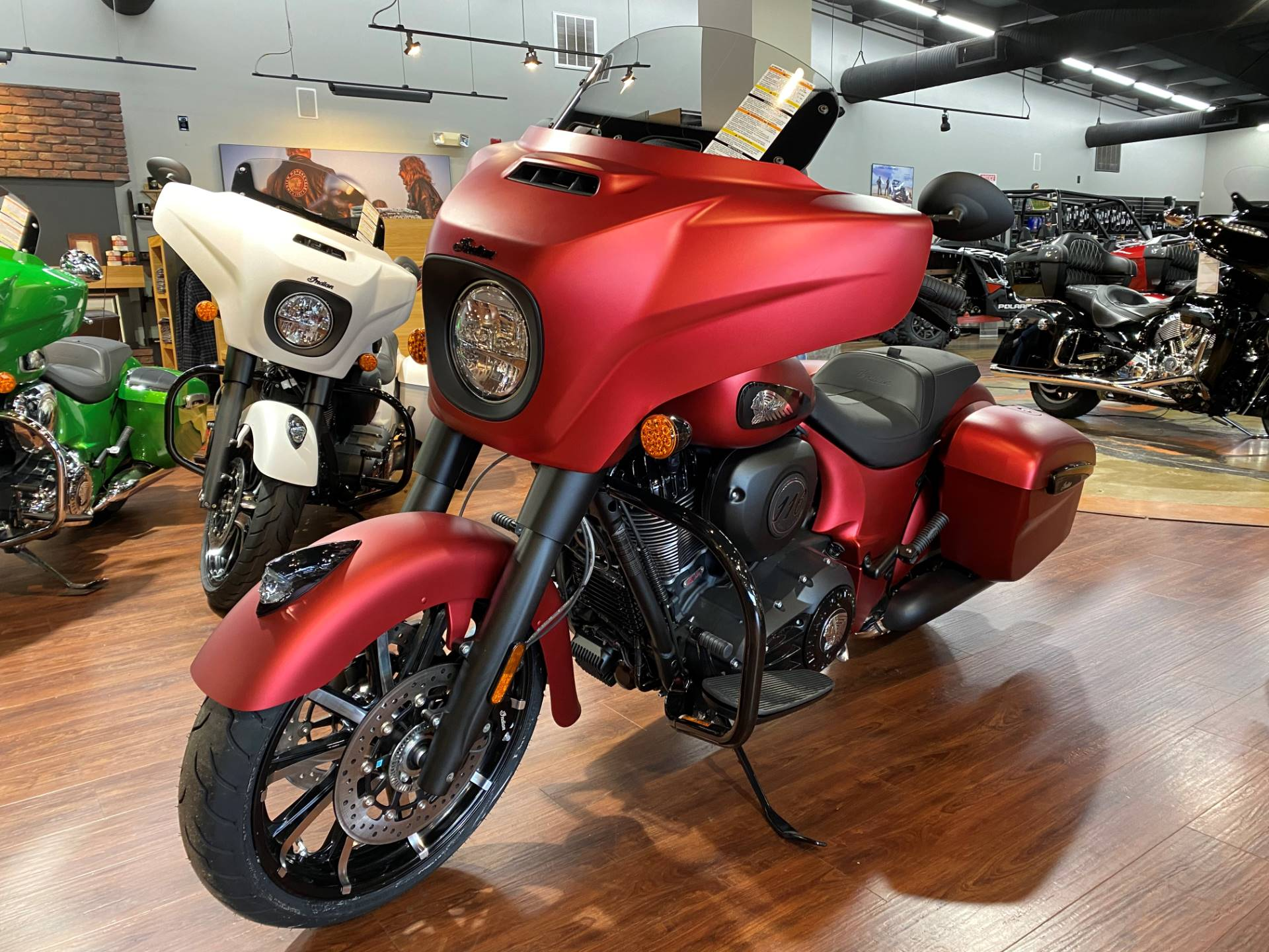 2020 Indian Chieftain® Dark Horse® in Greer, South Carolina - Photo 1