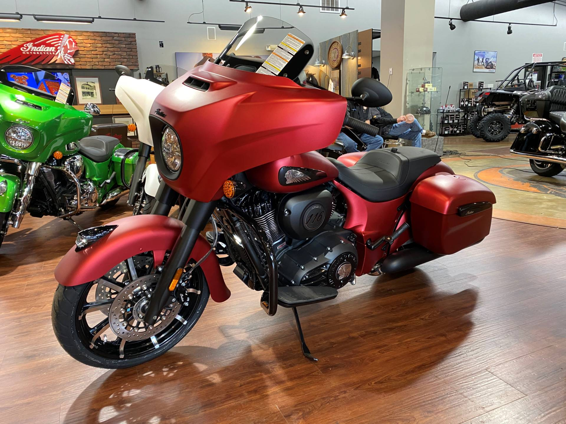 2020 Indian Chieftain® Dark Horse® in Greer, South Carolina - Photo 6