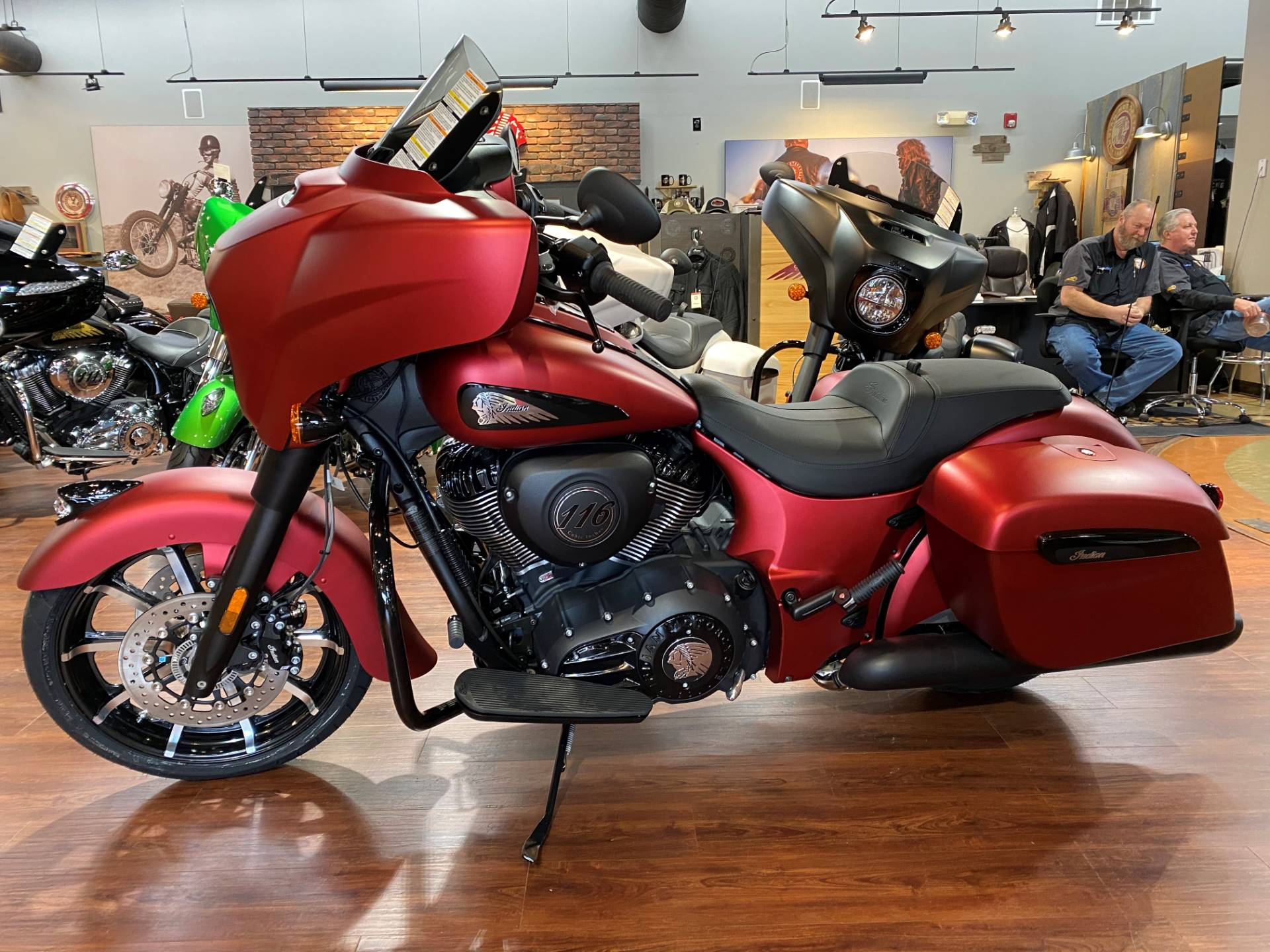 2020 Indian Chieftain® Dark Horse® in Greer, South Carolina - Photo 7