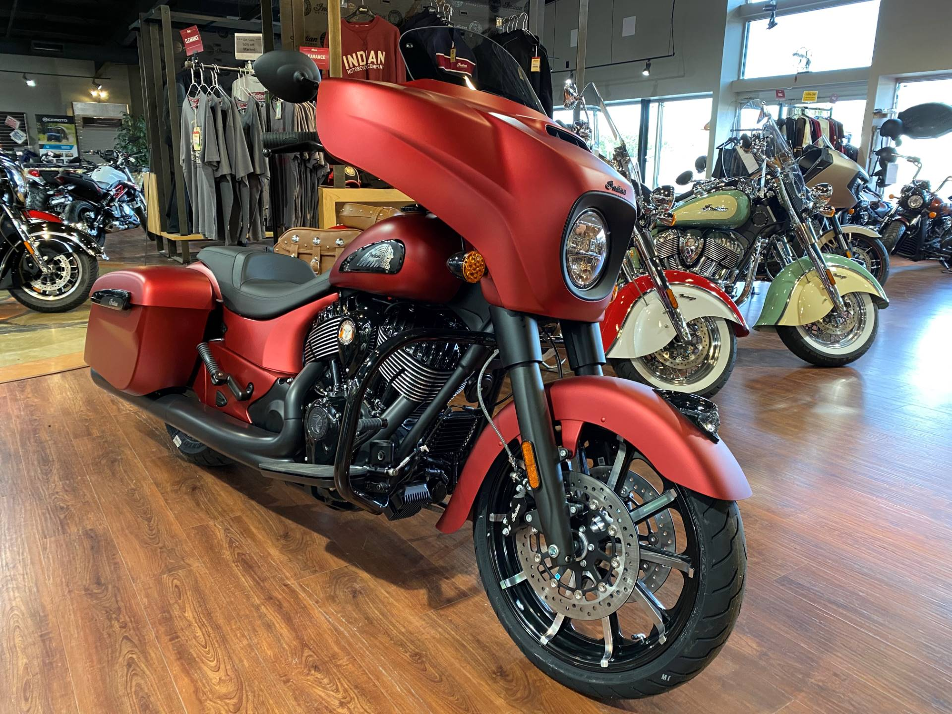 2020 Indian Chieftain® Dark Horse® in Greer, South Carolina - Photo 13